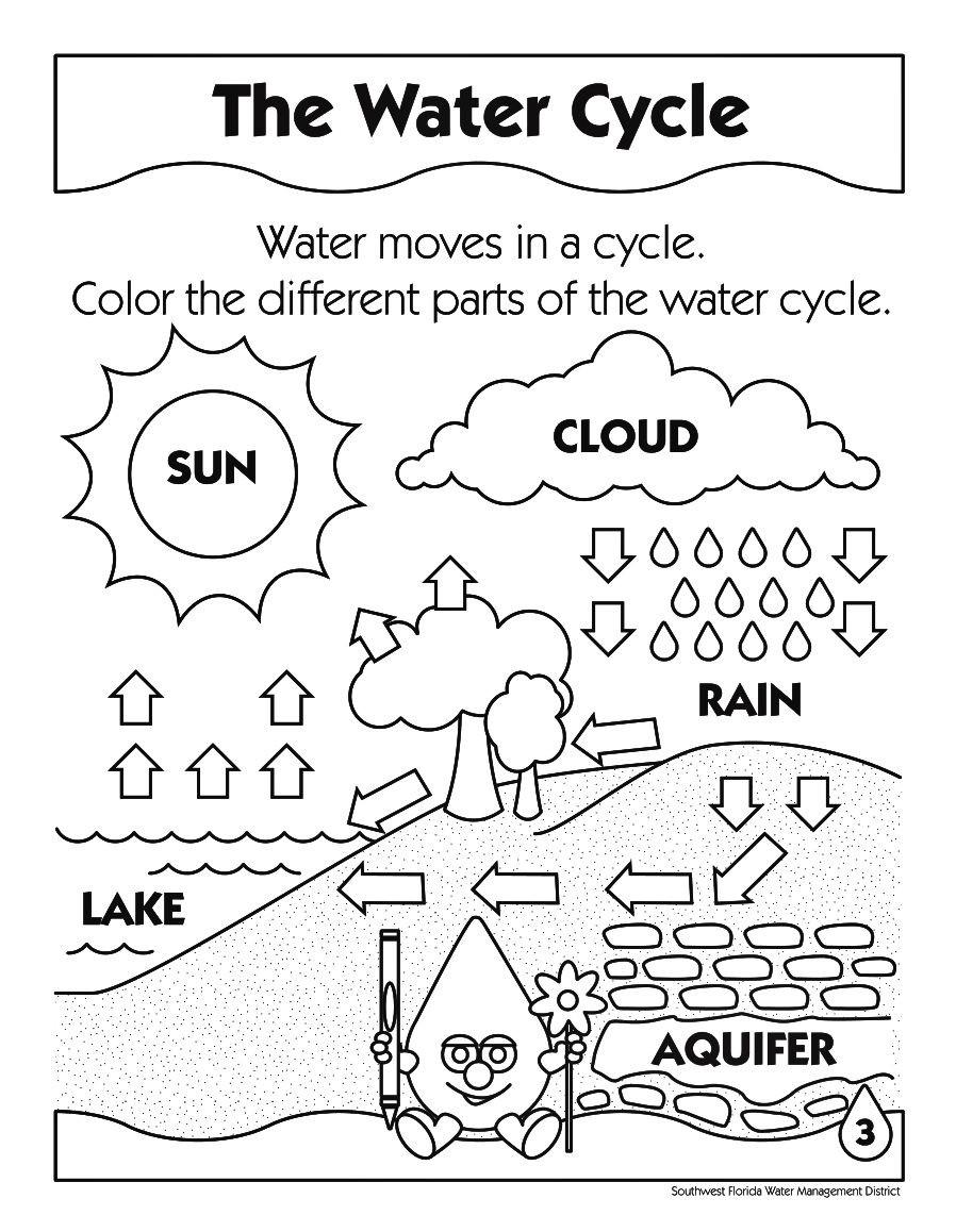 Water Cycle Worksheet Pdf 36 Simple Water Cycle Worksheet Ideas S Bacamajalah