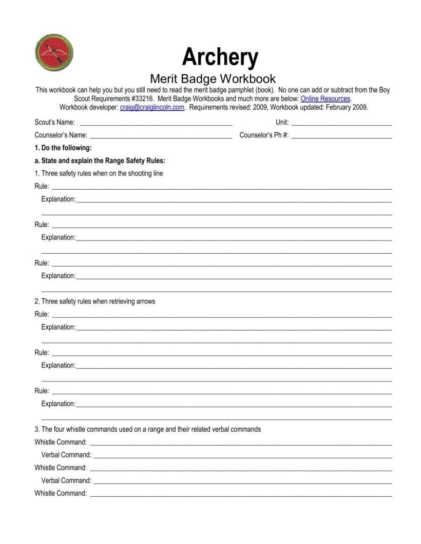 Weather Merit Badge Worksheet Weather Merit Badge Worksheet Nidecmege