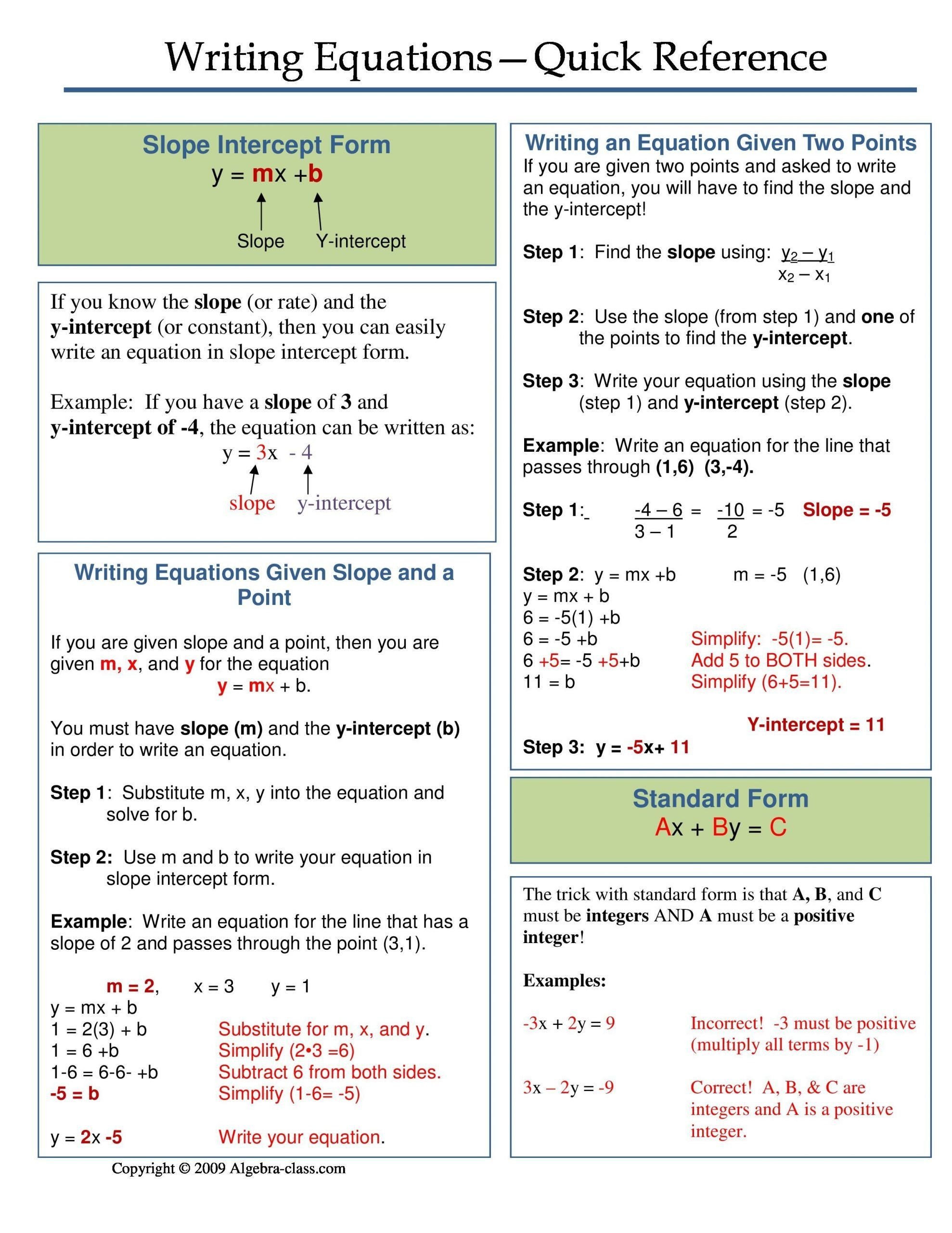 Writing A Function Rule Worksheet Writing A Function Rule Worksheet E Page Notes Worksheet for