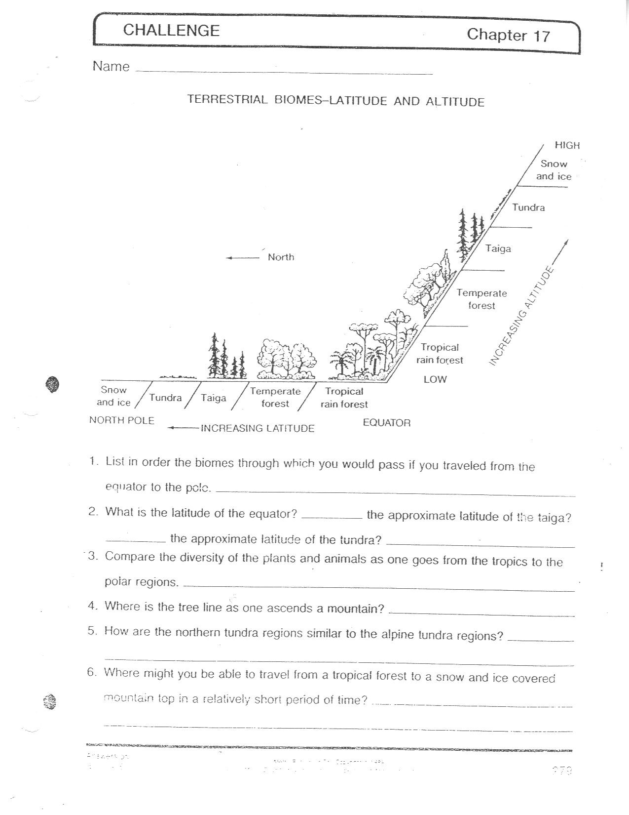 biome worksheets free worksheets library and print