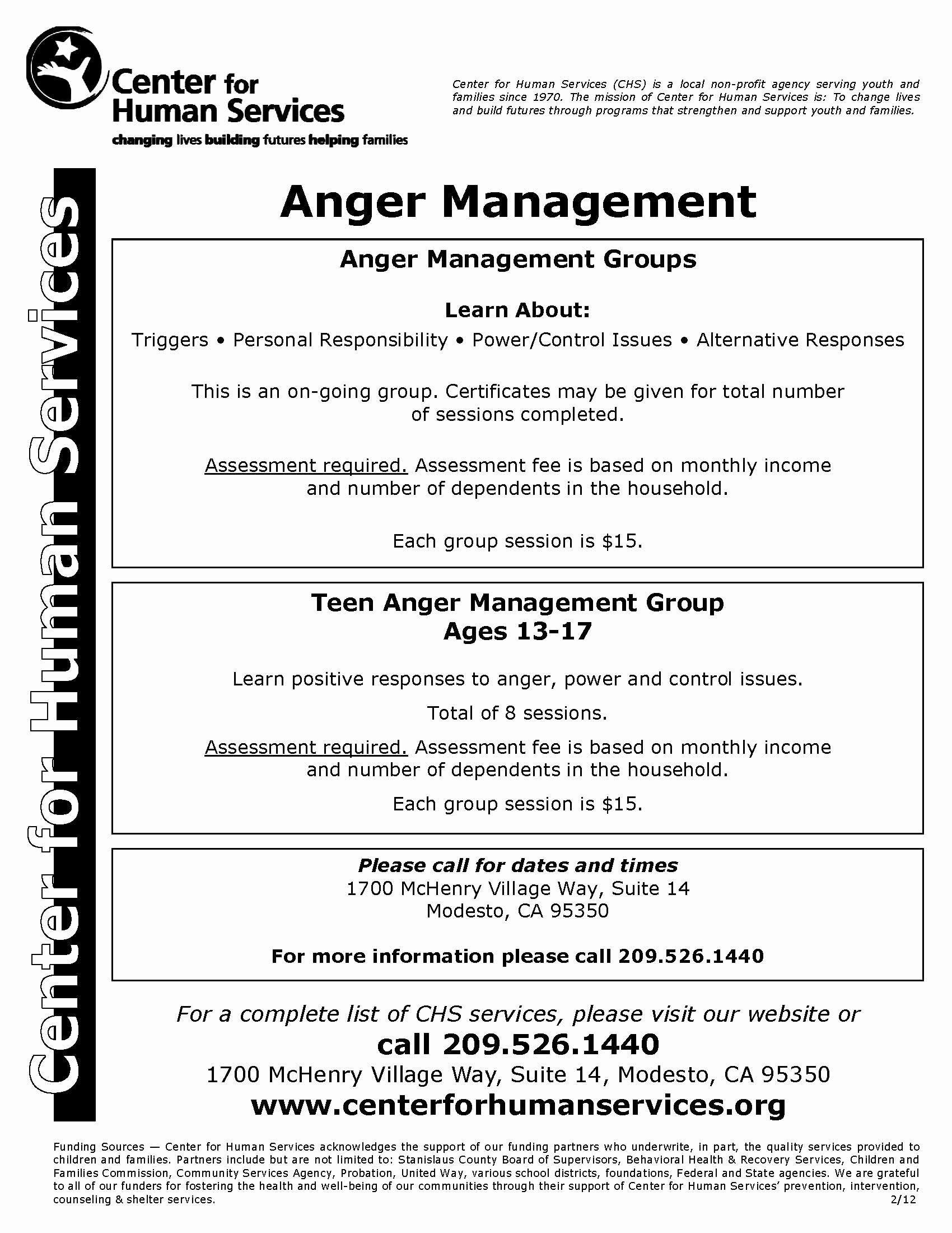 Anger Management Worksheet for Teenagers Anger Management Worksheet for Teens New 19 Best Anger