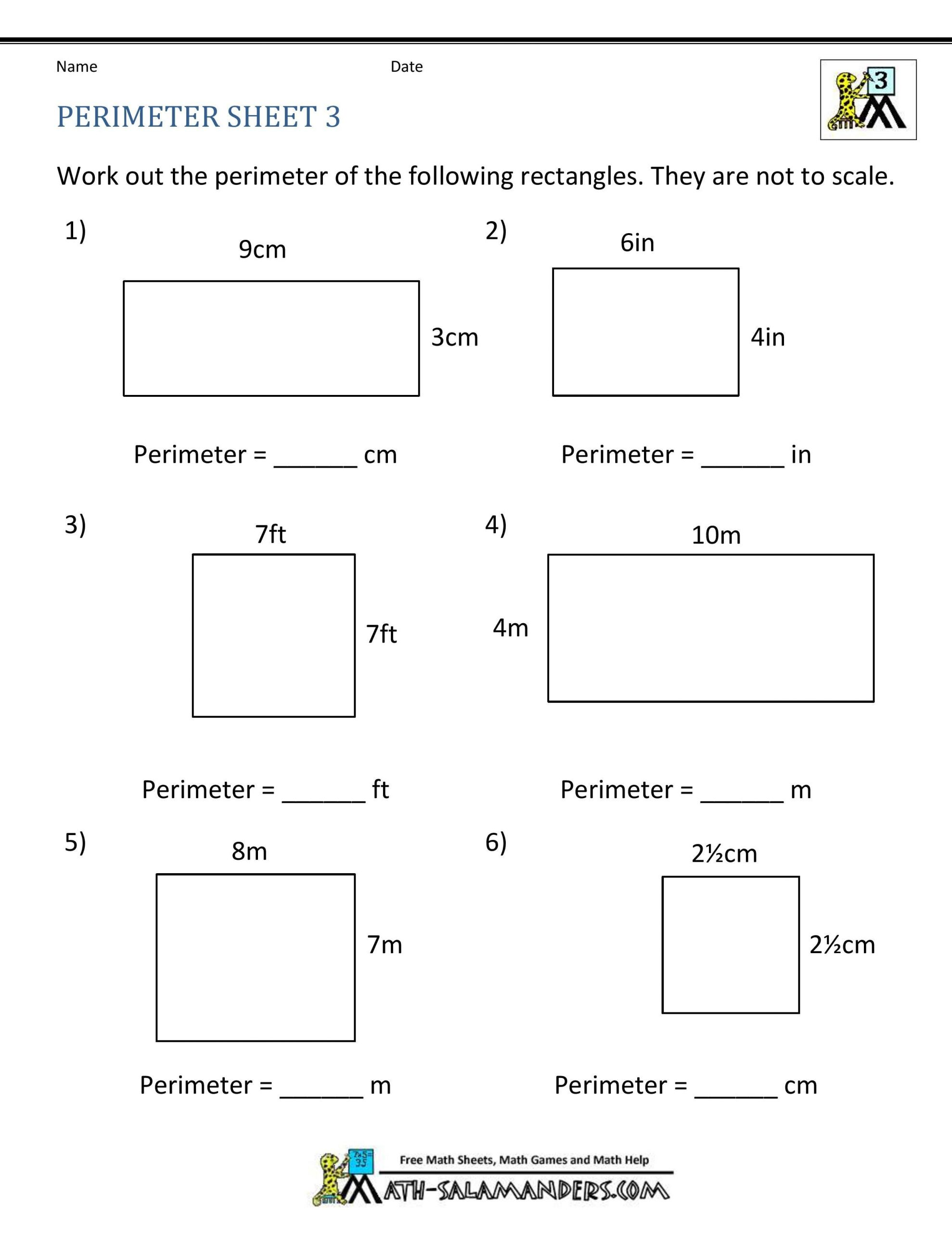 Area Of Irregular Shapes Worksheet ✅ Best 10 area and Perimeter Worksheet