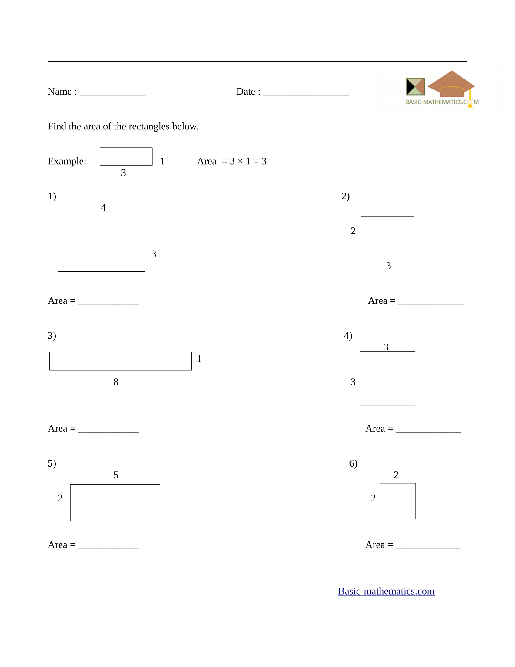 Area Of Trapezoid Worksheet Fun area Worksheet