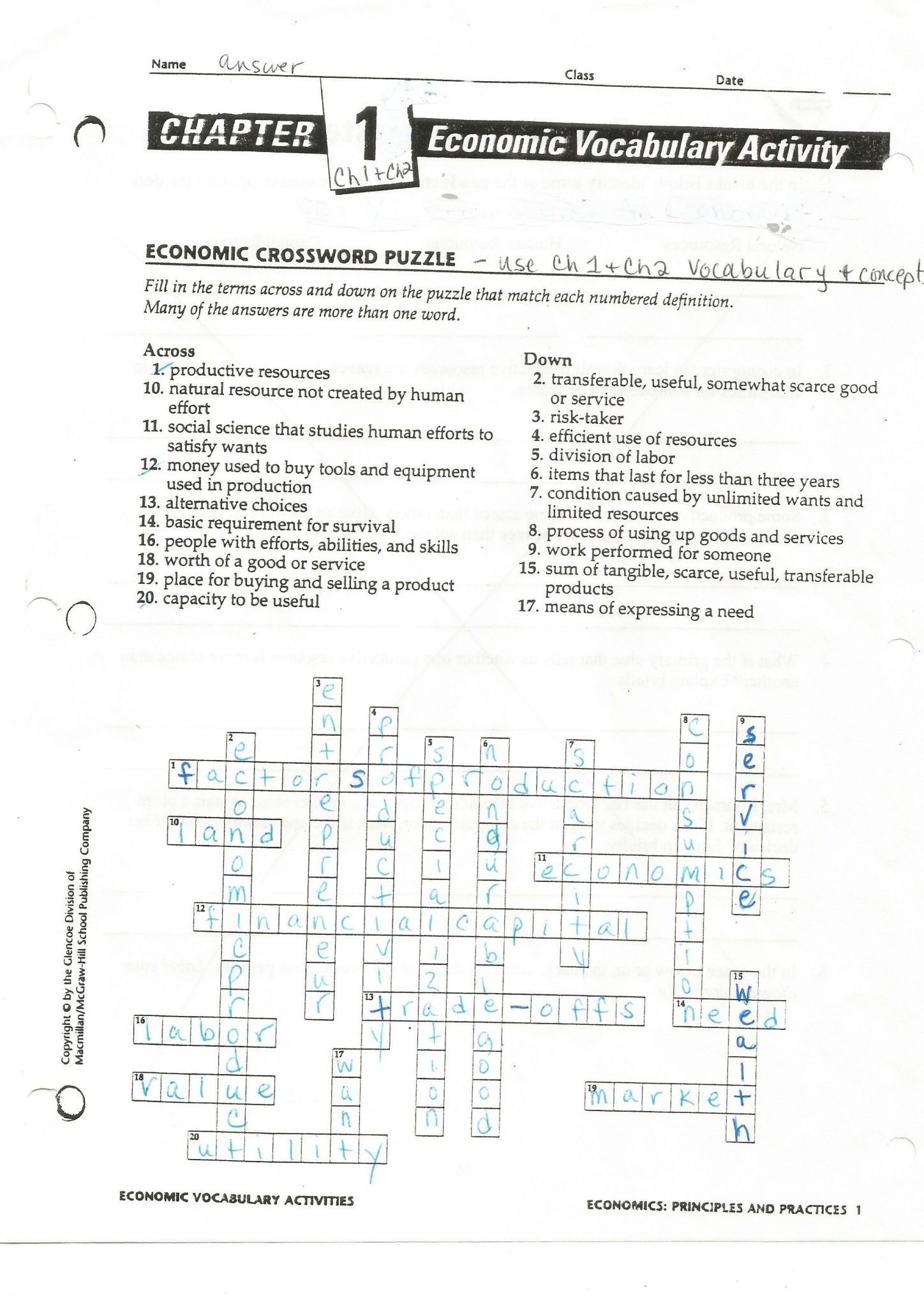 Articles Of Confederation Worksheet Answers 8 Ficial Worksheet for Class 4 Di 2020
