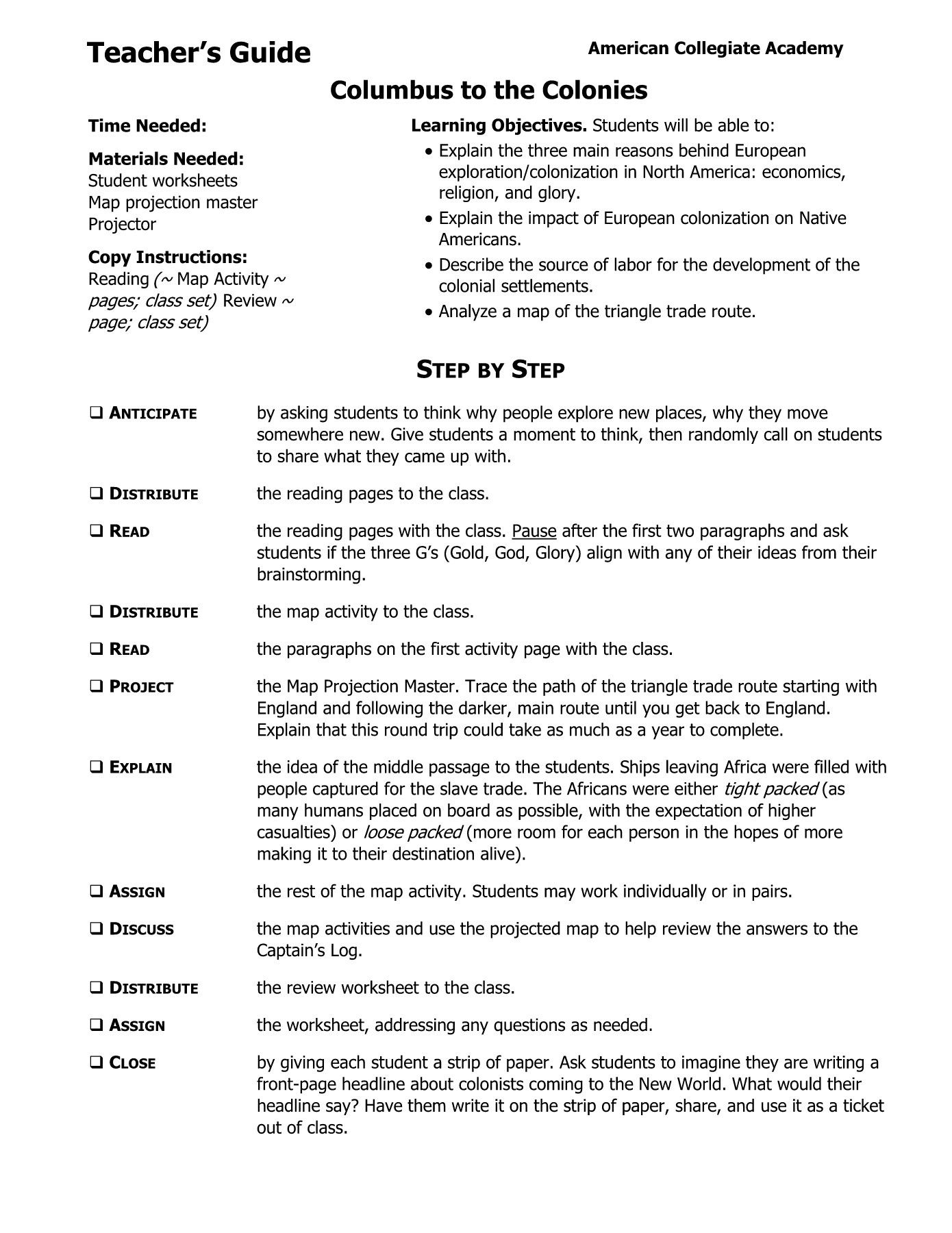 Articles Of Confederation Worksheet Answers Us History Curriculum Pages 1 50 Text Version