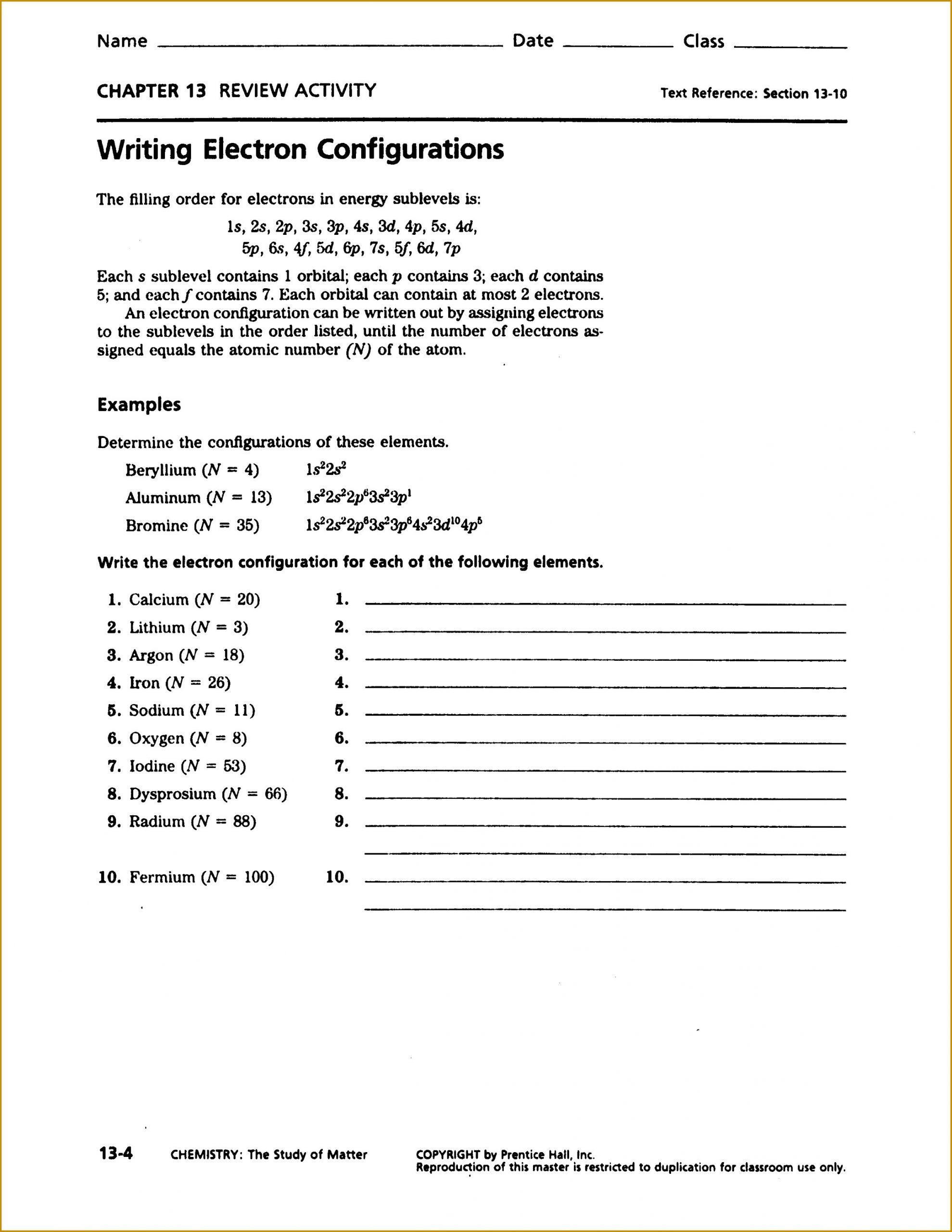 Basic atomic Structure Worksheet Answers Chapter 4 atomic Structure Worksheet Answers