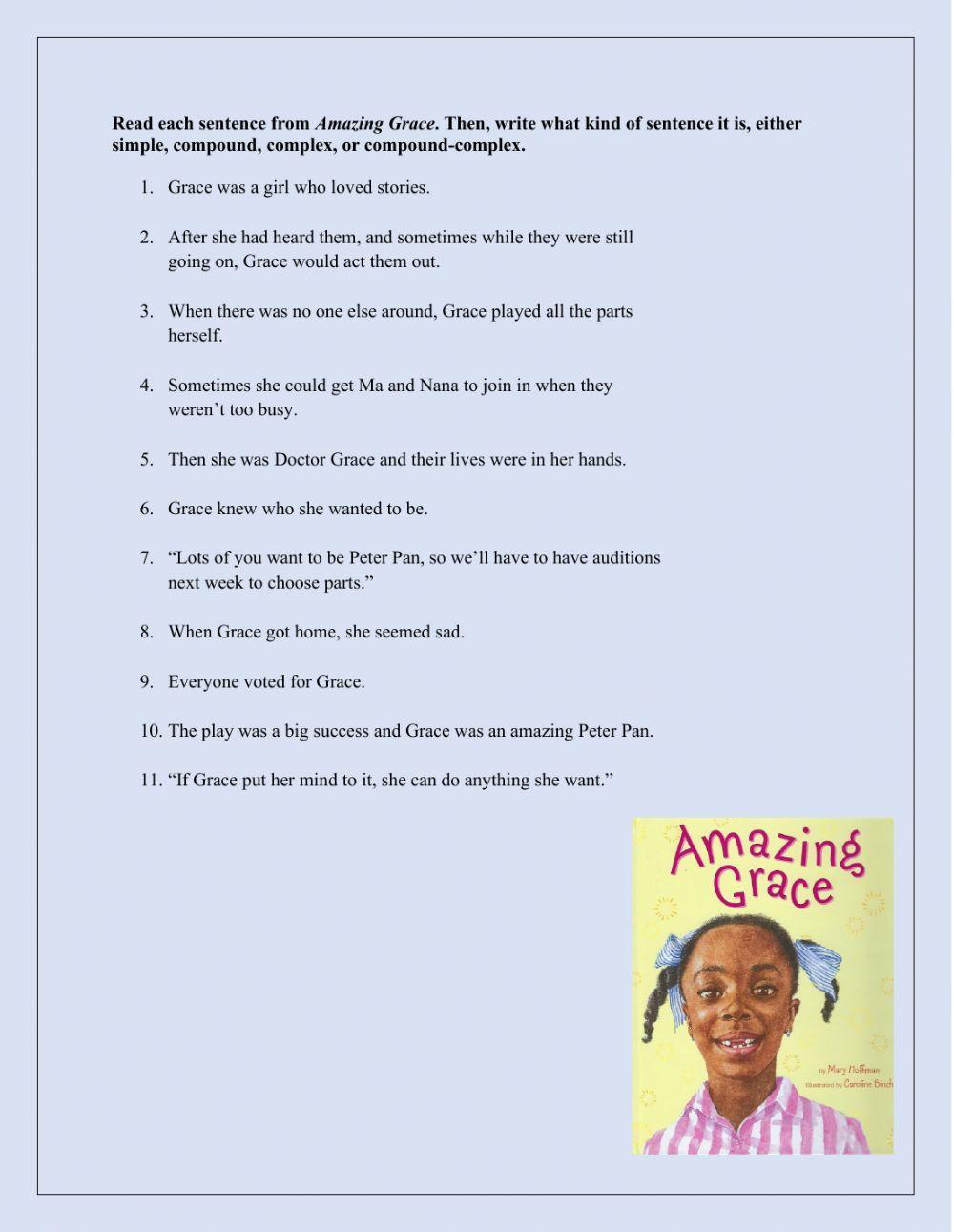 Compound and Complex Sentences Worksheet Simple Pound Plex Pound Plex Sentences