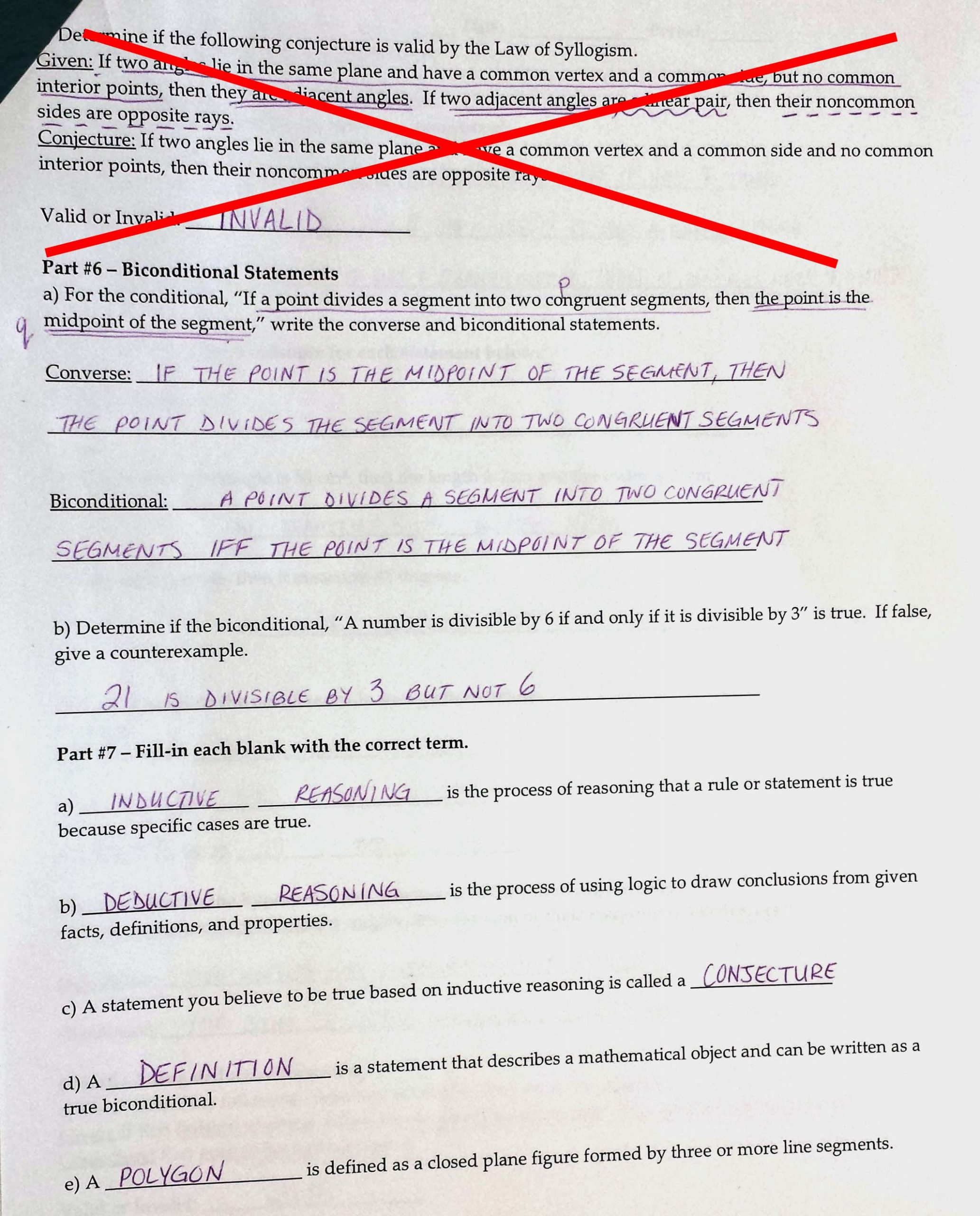 Conditional Statements Worksheet with Answers Conditional Statement Worksheet