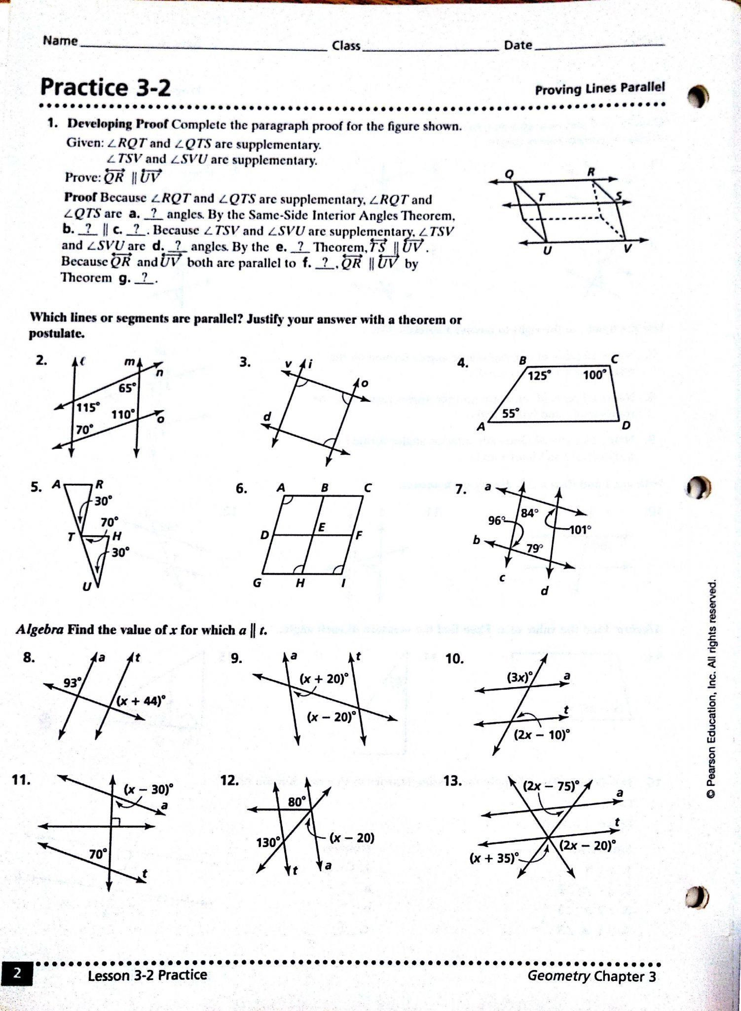 Congruent Triangles Worksheet with Answers Pin On Printable Blank Worksheet Template