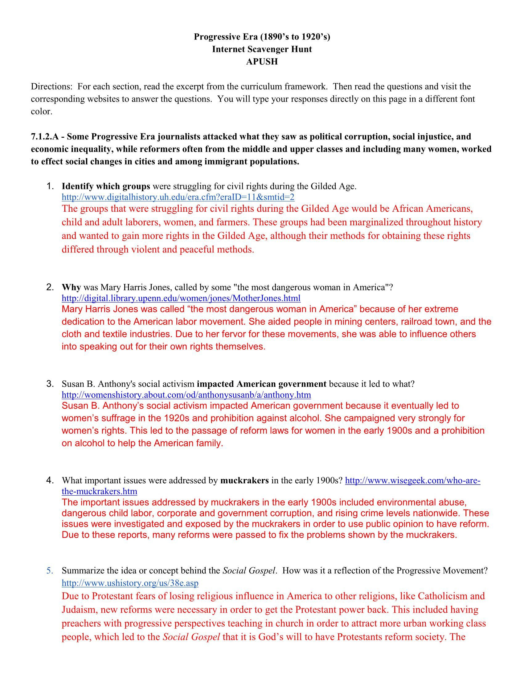 Constitution Scavenger Hunt Worksheet Scavengerhuntrealpdf Pages 1 6 Text Version