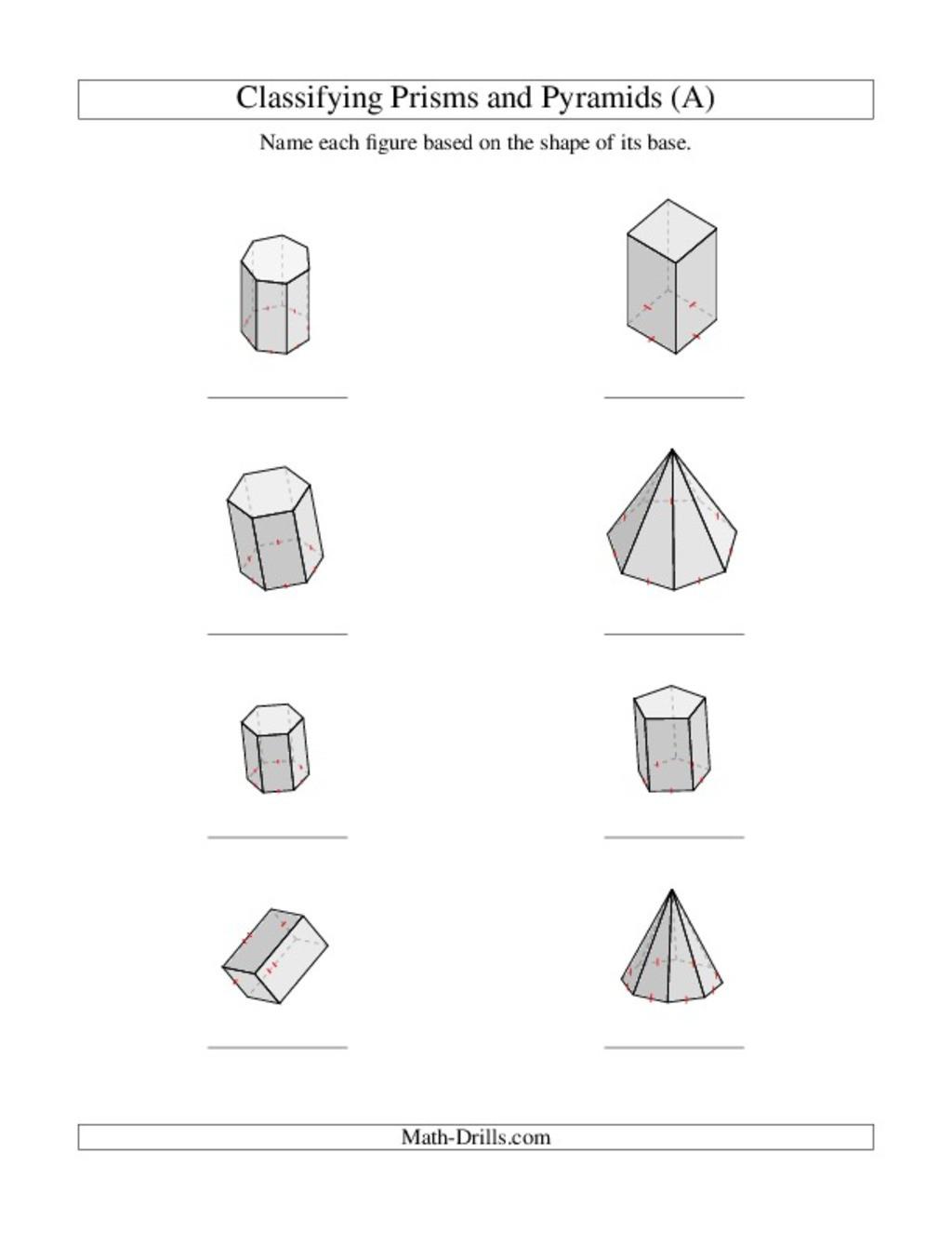 Cross Section Worksheet 7th Grade solid Figures Lesson Plans & Worksheets