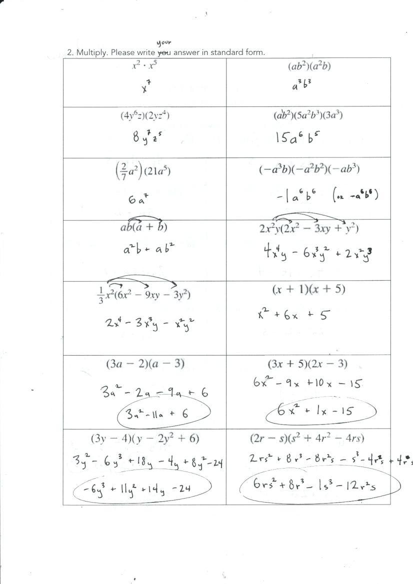 Factoring Trinomials A 1 Worksheet Factoring Trinomials Worksheet A 1 Nidecmege