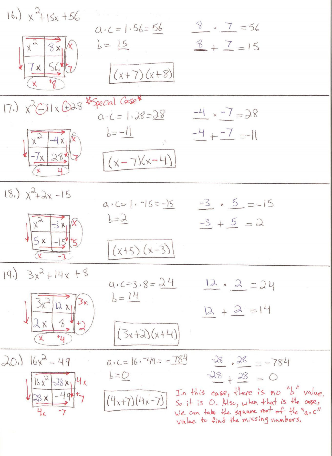 Factoring Worksheet Algebra 1 Factoring Polynomials Worksheet Maze