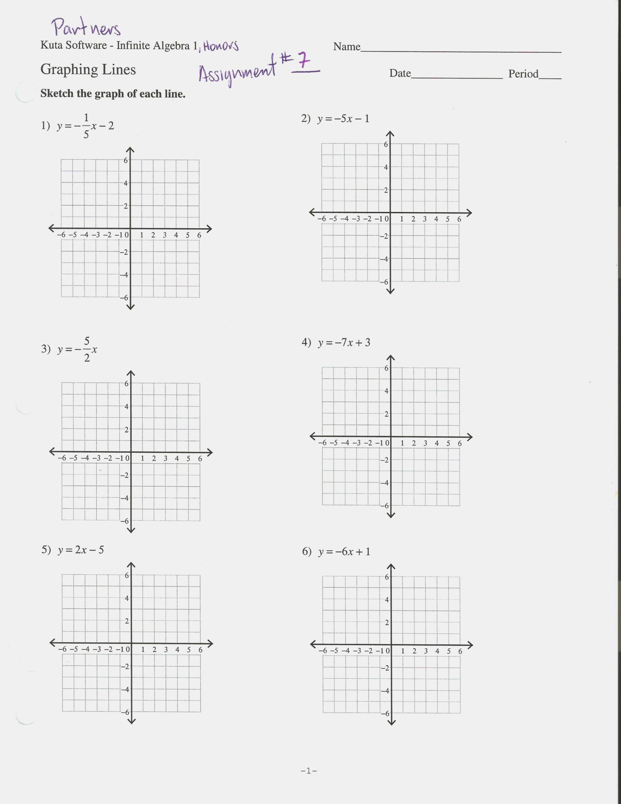 Graphing Linear Inequalities Worksheet Worksheets 49 Splendi Graphing Linear Equations Worksheet