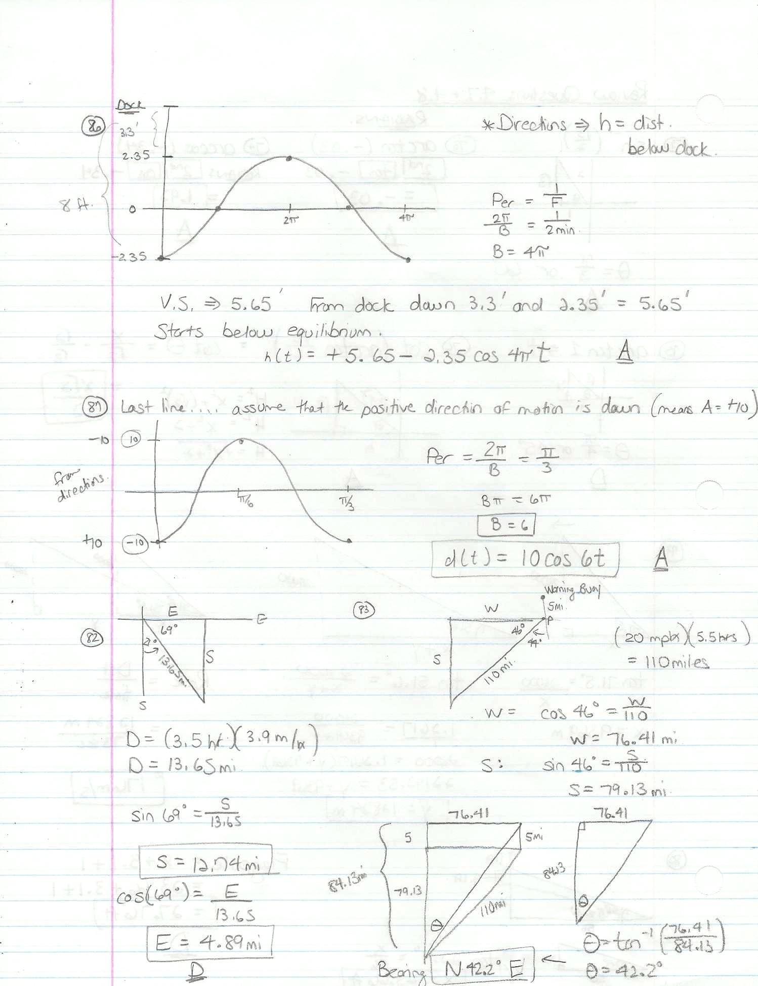 Graphing Trig Functions Practice Worksheet Graphing Sine and Cosine Functions Worksheet Answers Nidecmege