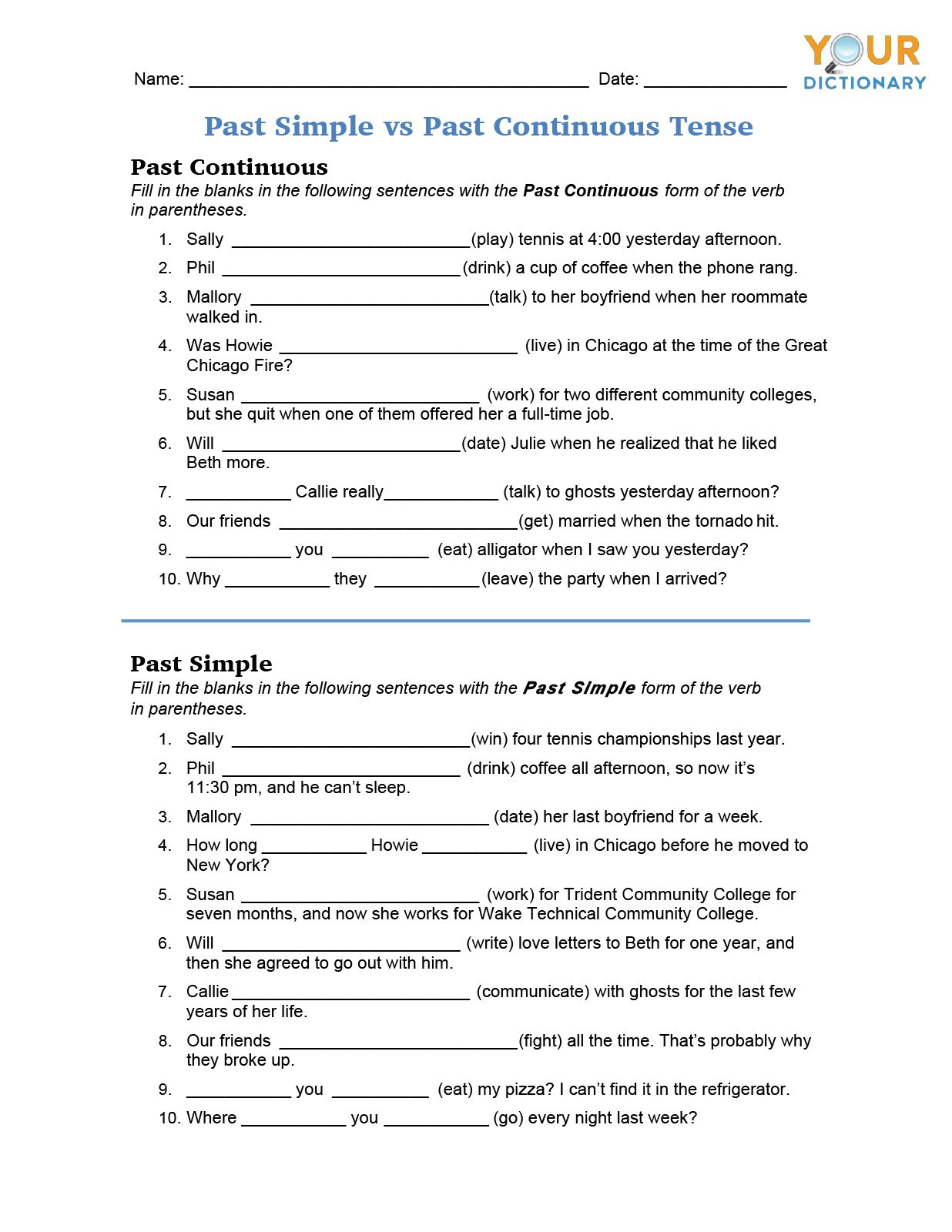 Irregular Verbs Worksheet Pdf Irregular Verb Worksheets