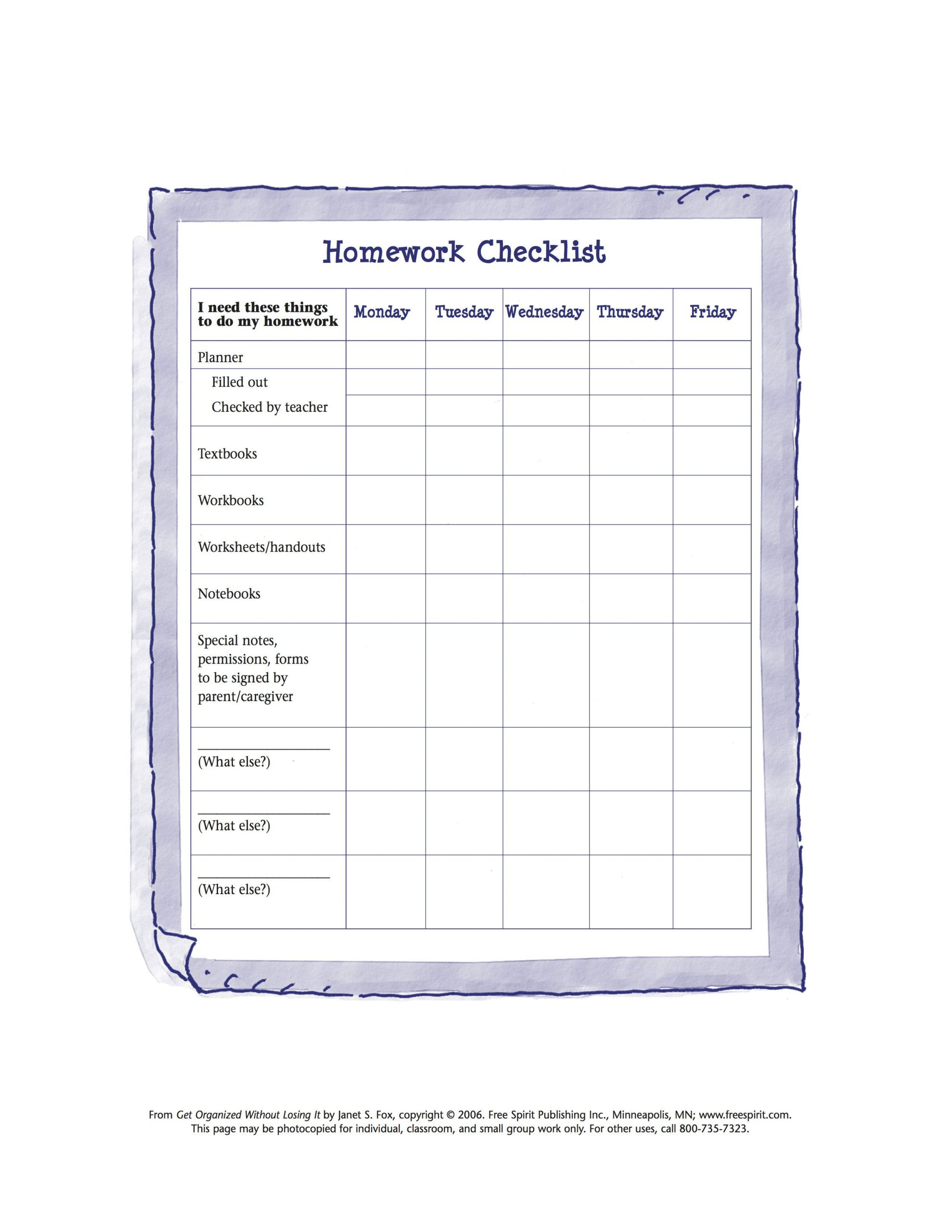 Levels Of organization Worksheet Free Printable Worksheet to Help Kids organize tools Needed