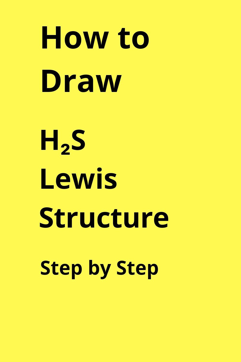 Lewis Dot Structure Practice Worksheet H2s Lewis Structure In 2020