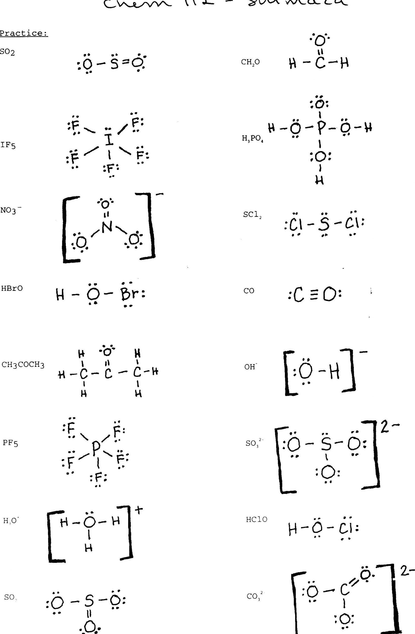 Lewis Structures Worksheet with Answers Lewis and Clark Worksheets Free