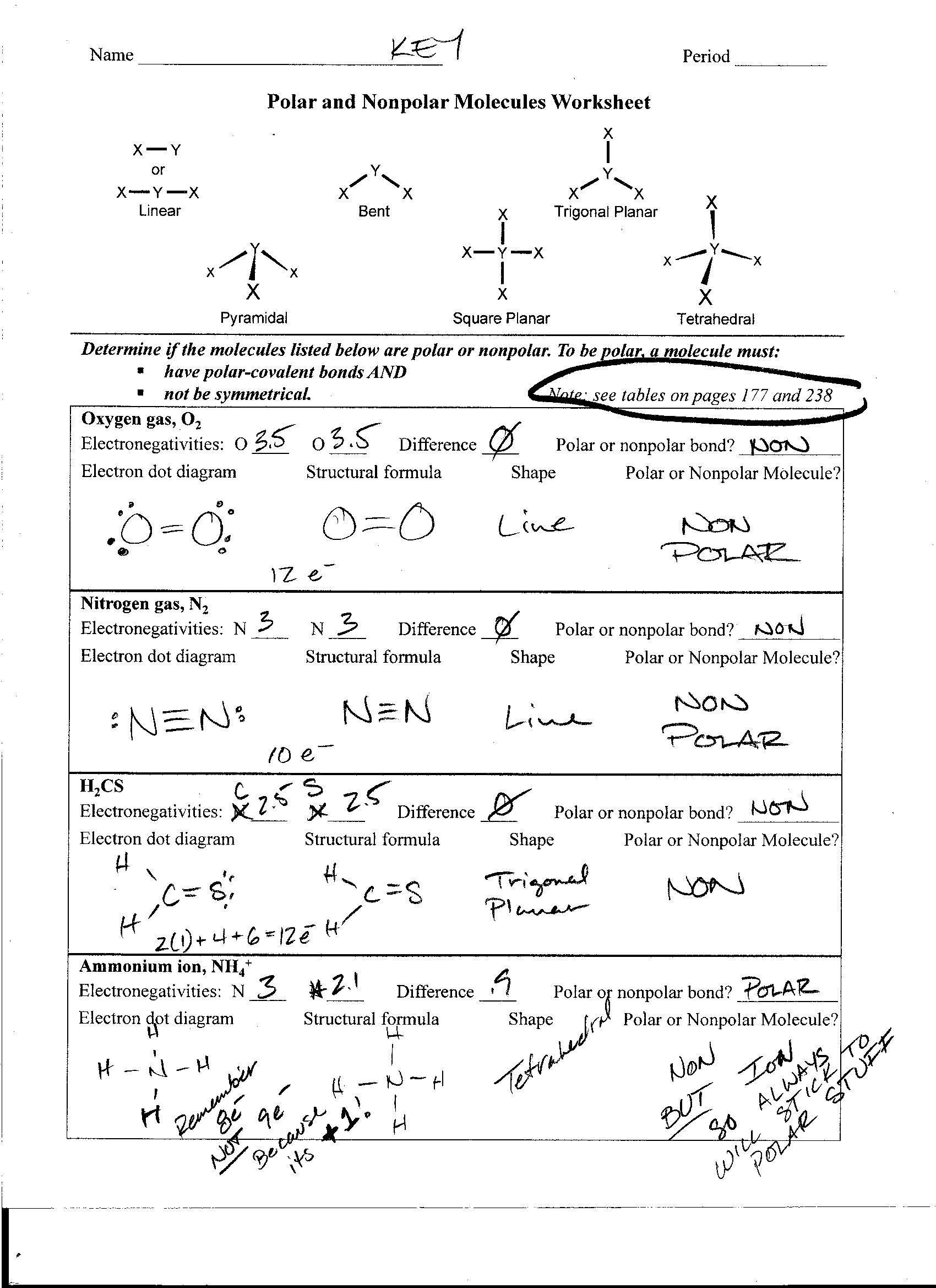 Lewis Structures Worksheet with Answers Lewis Dot Structure Worksheet Questions