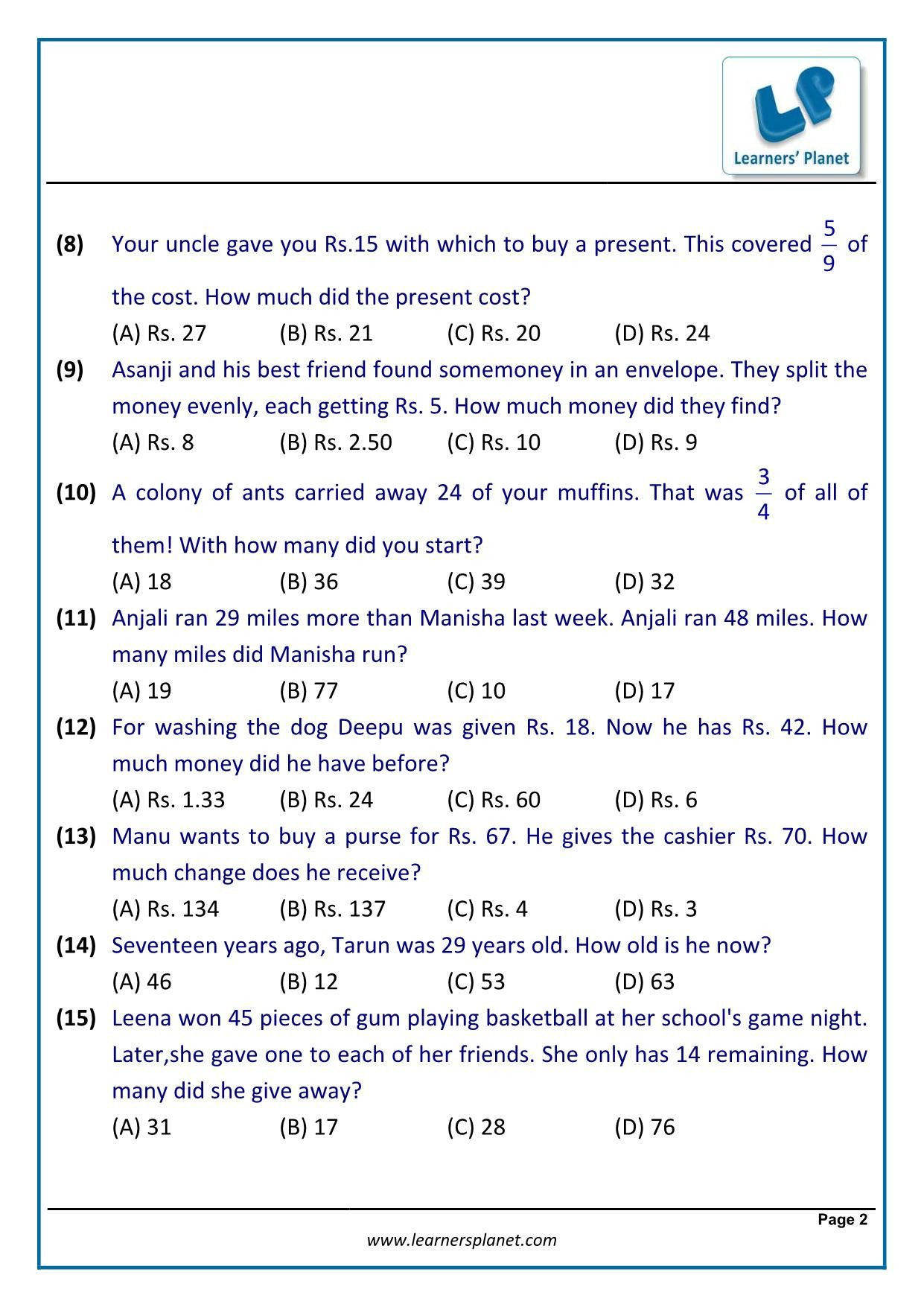 Linear Word Problems Worksheet Pin On Word Worksheets
