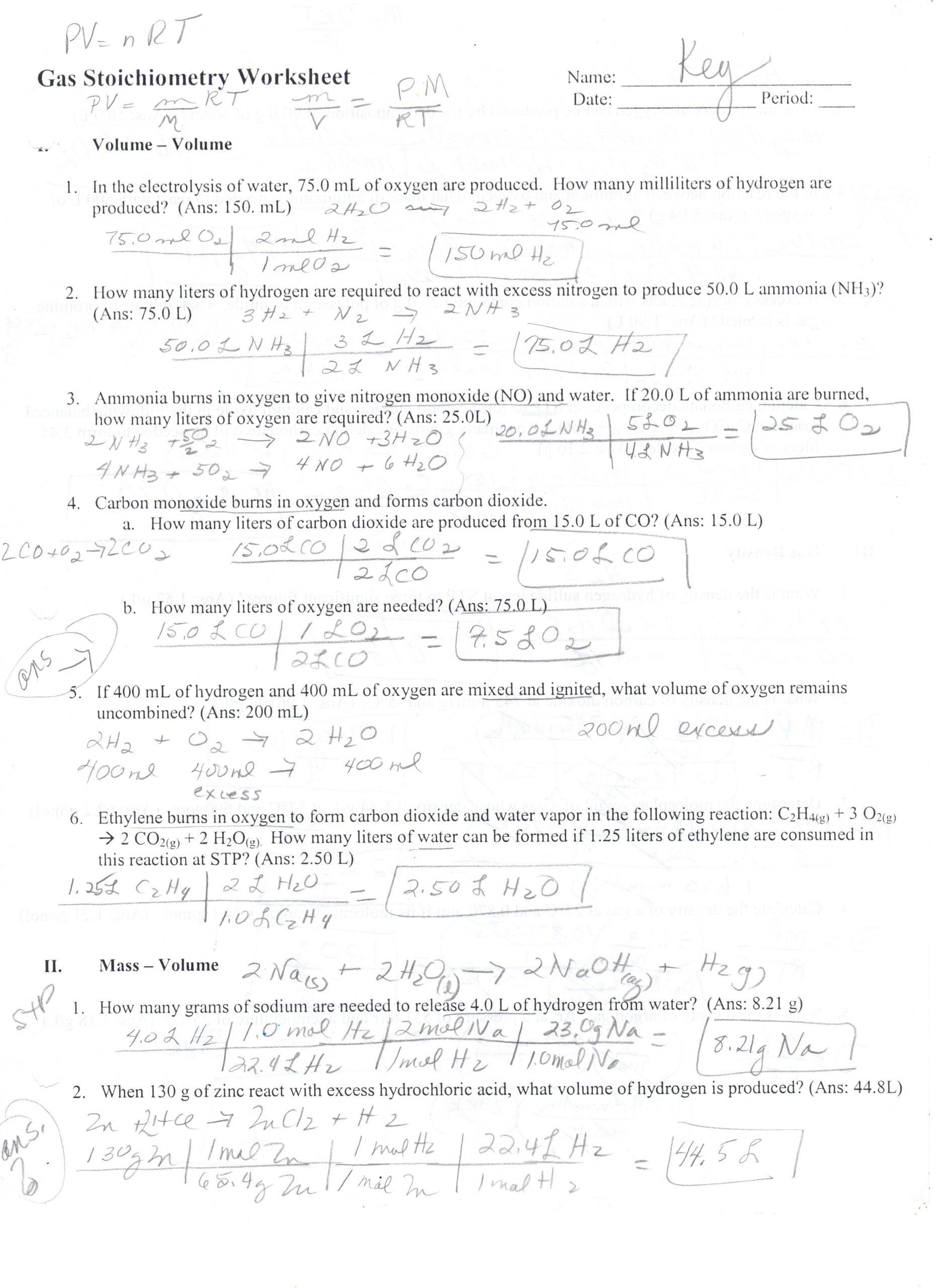 Molarity Practice Worksheet Answer 29 Molarity Worksheet Answer Key Chemistry Worksheet