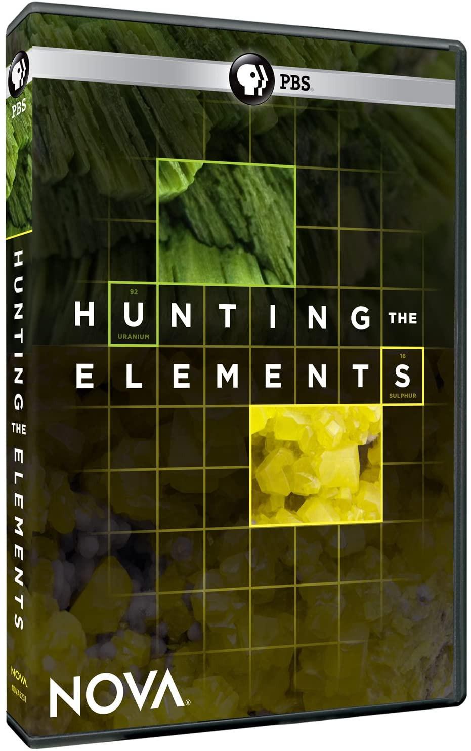 Nova Hunting the Elements Worksheet Nova Hunting the Elements Dvd 2012 Region 1 Us Import Ntsc