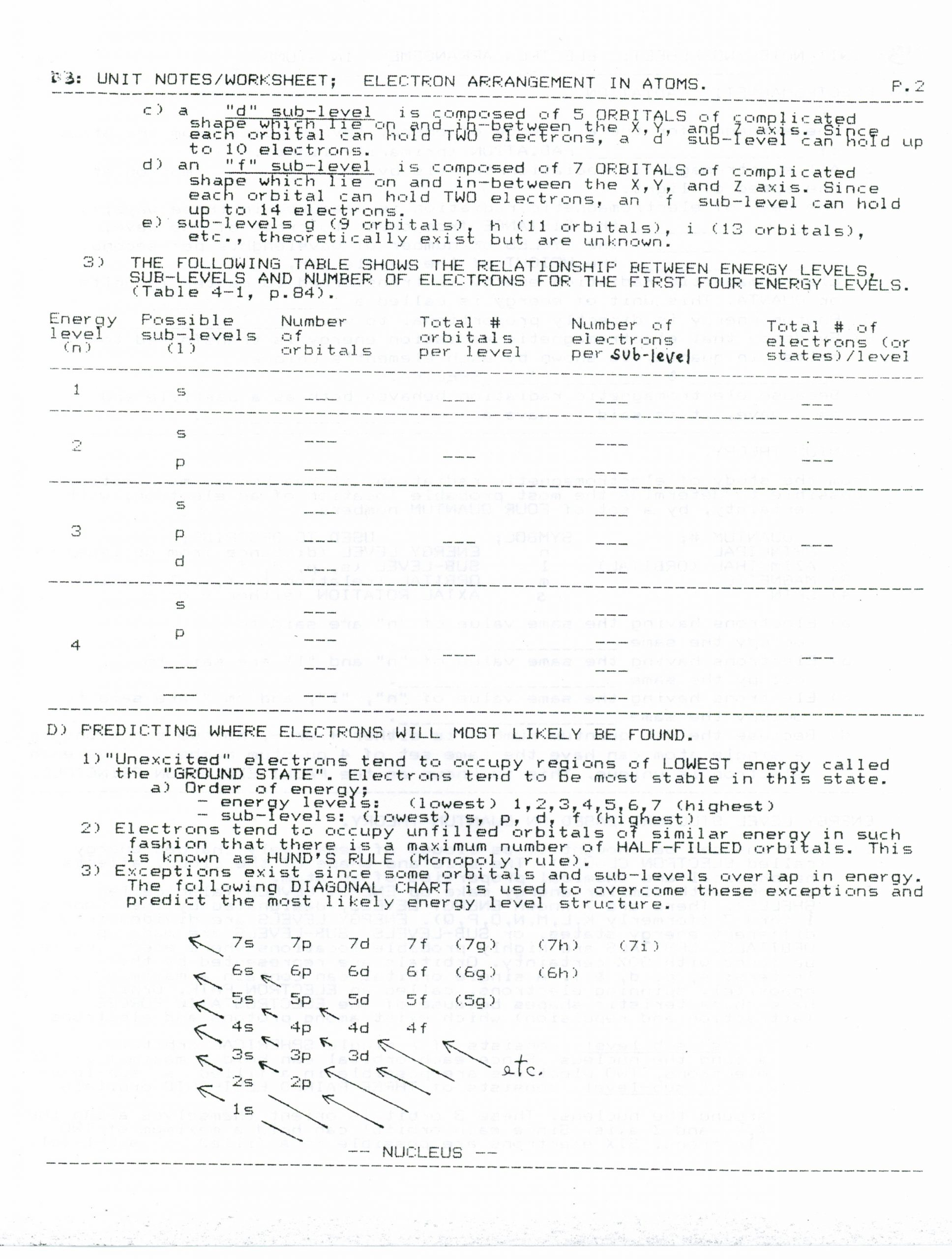 Nuclear Chemistry Worksheet Answers Nuclear Chemistry Worksheet 1