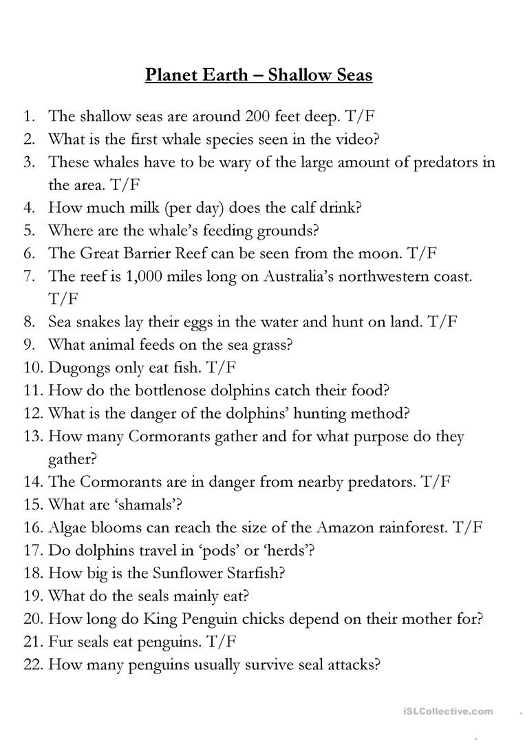 Planet Earth Freshwater Worksheet Answers top Ten Floo Y Wong Artist — Planet Earth 2 Worksheets Pdf