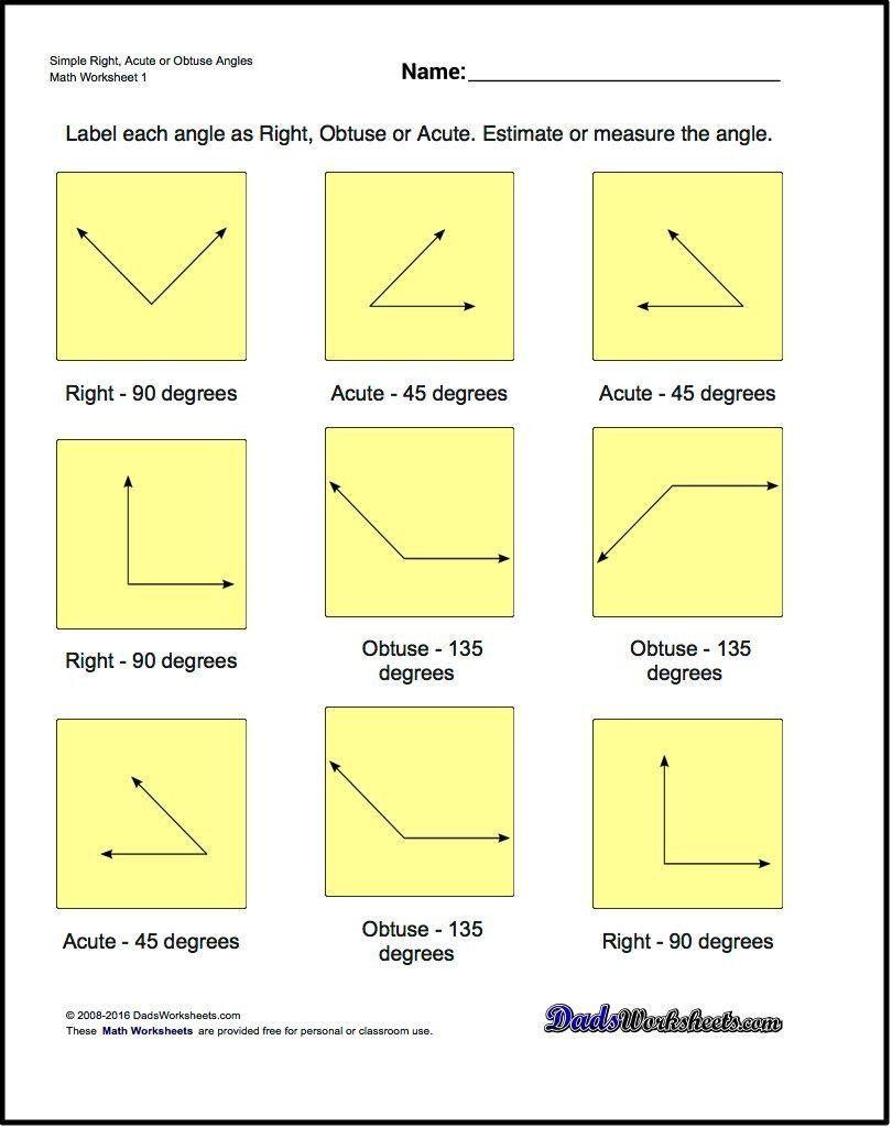 Polygon and Angles Worksheet Pin On Printable Education Worksheet Templates