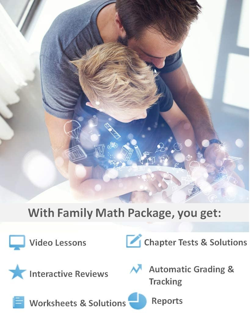 Pre Algebra Review Worksheet Amazon Math Practice Set Upto 5 Students 3 Months