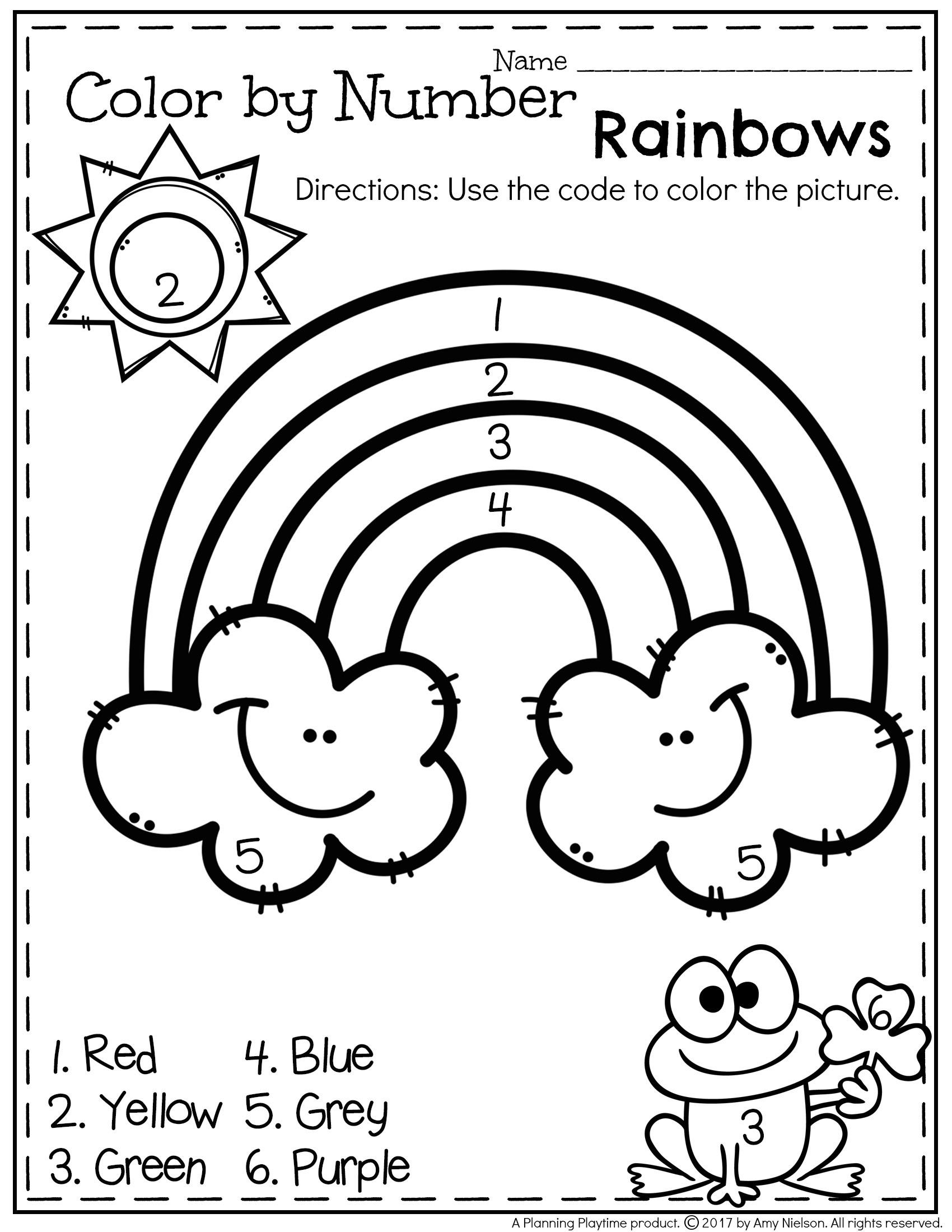 Pre Algebra Review Worksheet March Preschool Worksheets Planning Playtime Free Printable