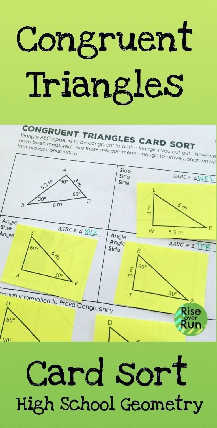 Proving Triangles Congruent Worksheet Answers Pin On Printable Blank Worksheet Template