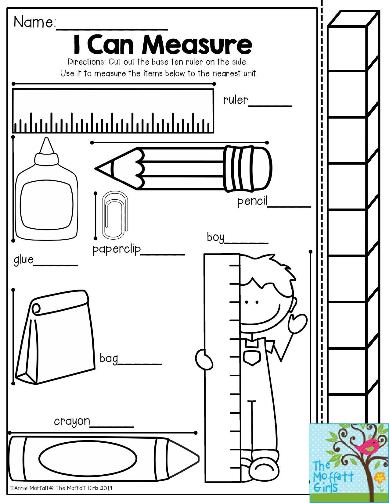 Reading A Ruler Worksheet Pdf Math Worksheet 2nd Grade Measurement Worksheets Pdf