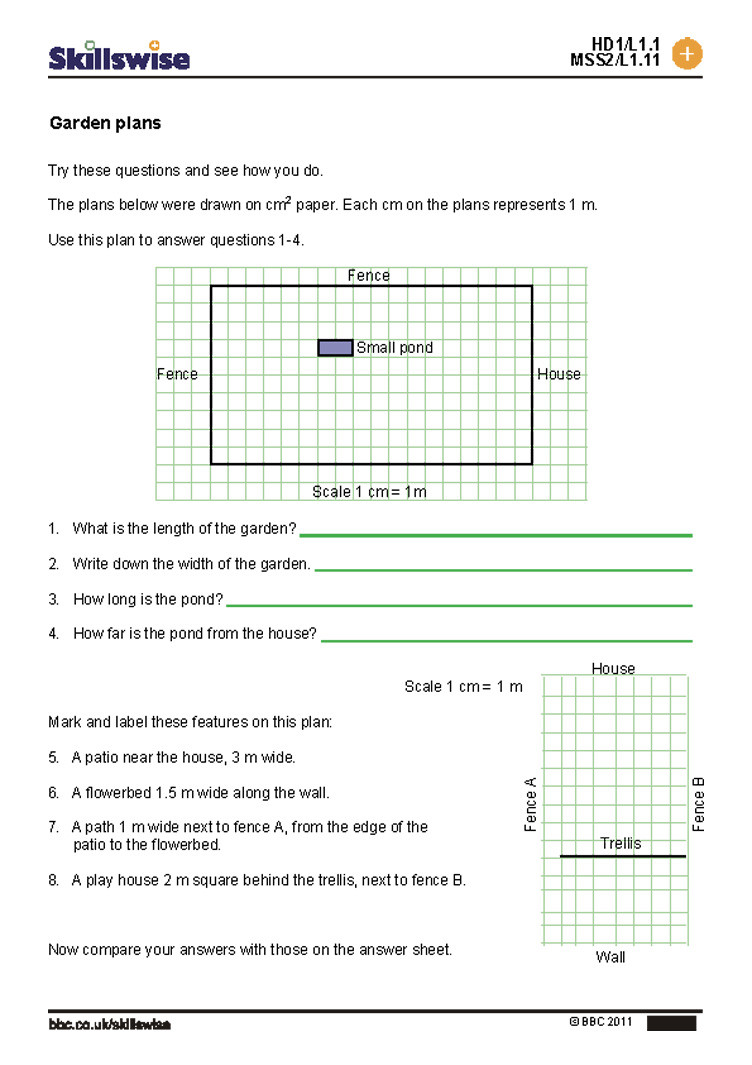 Scale Factor Worksheet 7th Grade Scale Worksheets