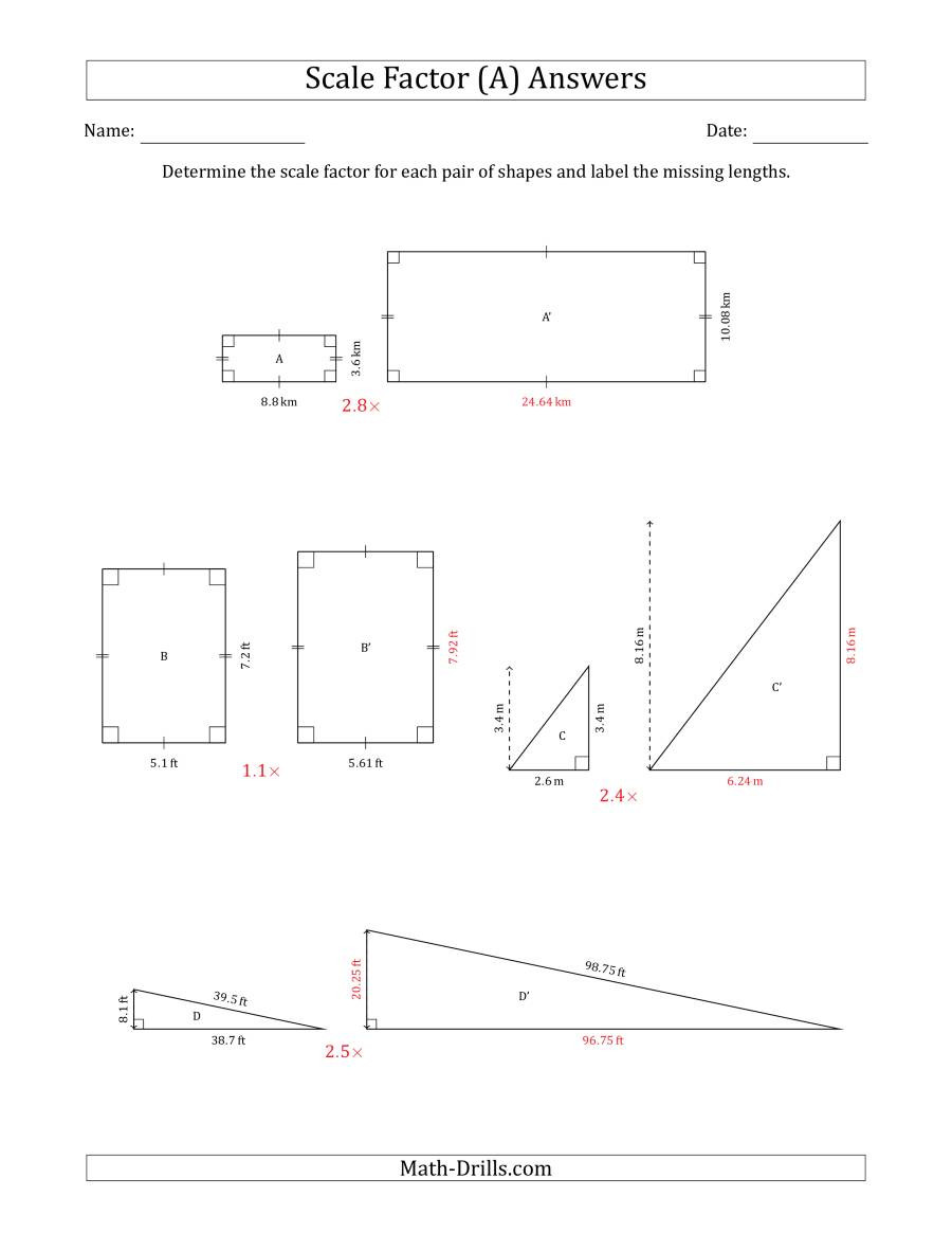 scale factor trirectangles tenth intervals 001 pin2