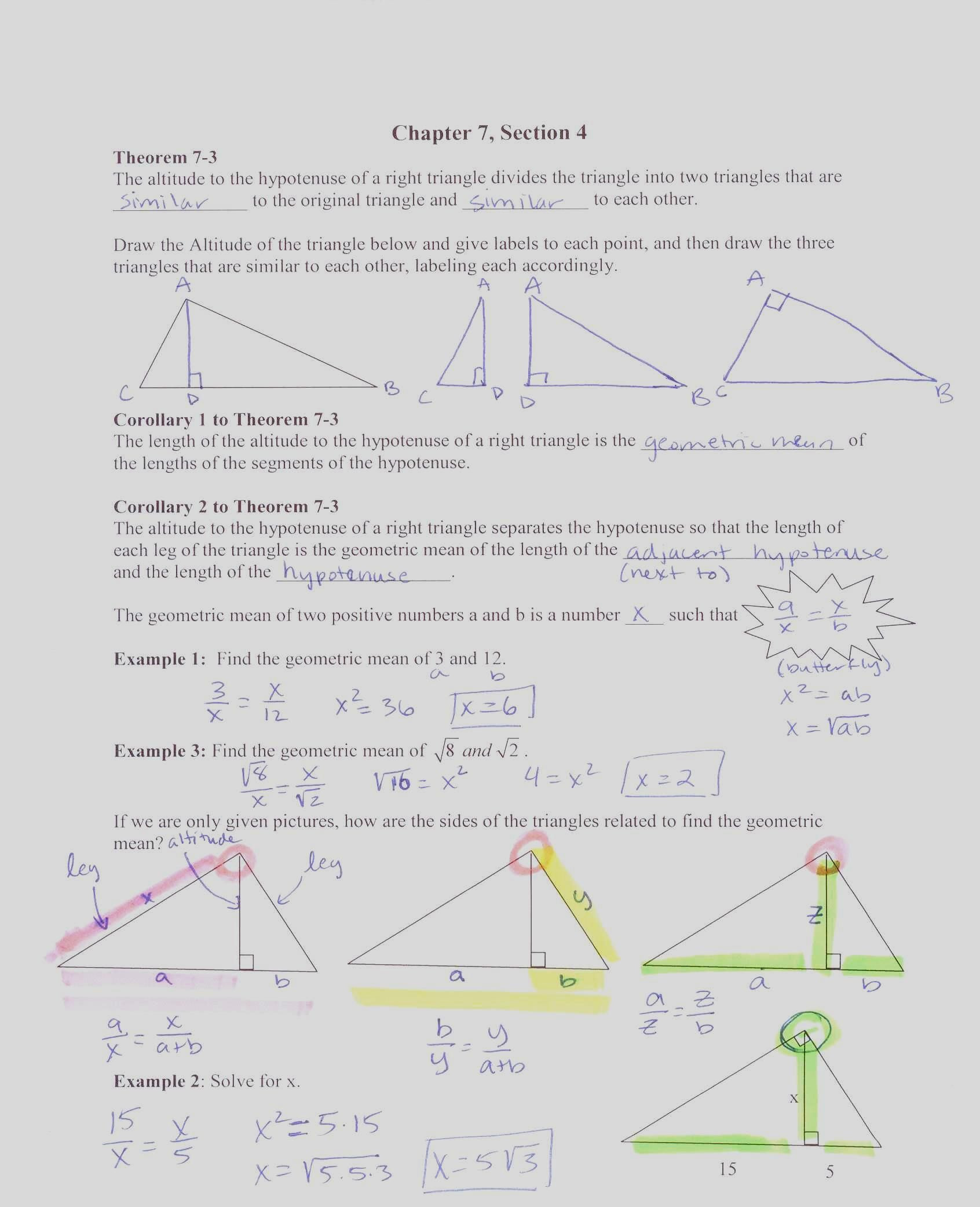 similar figures worksheet answer key or high school geometry worksheets with answers fresh angle of similar figures worksheet answer key