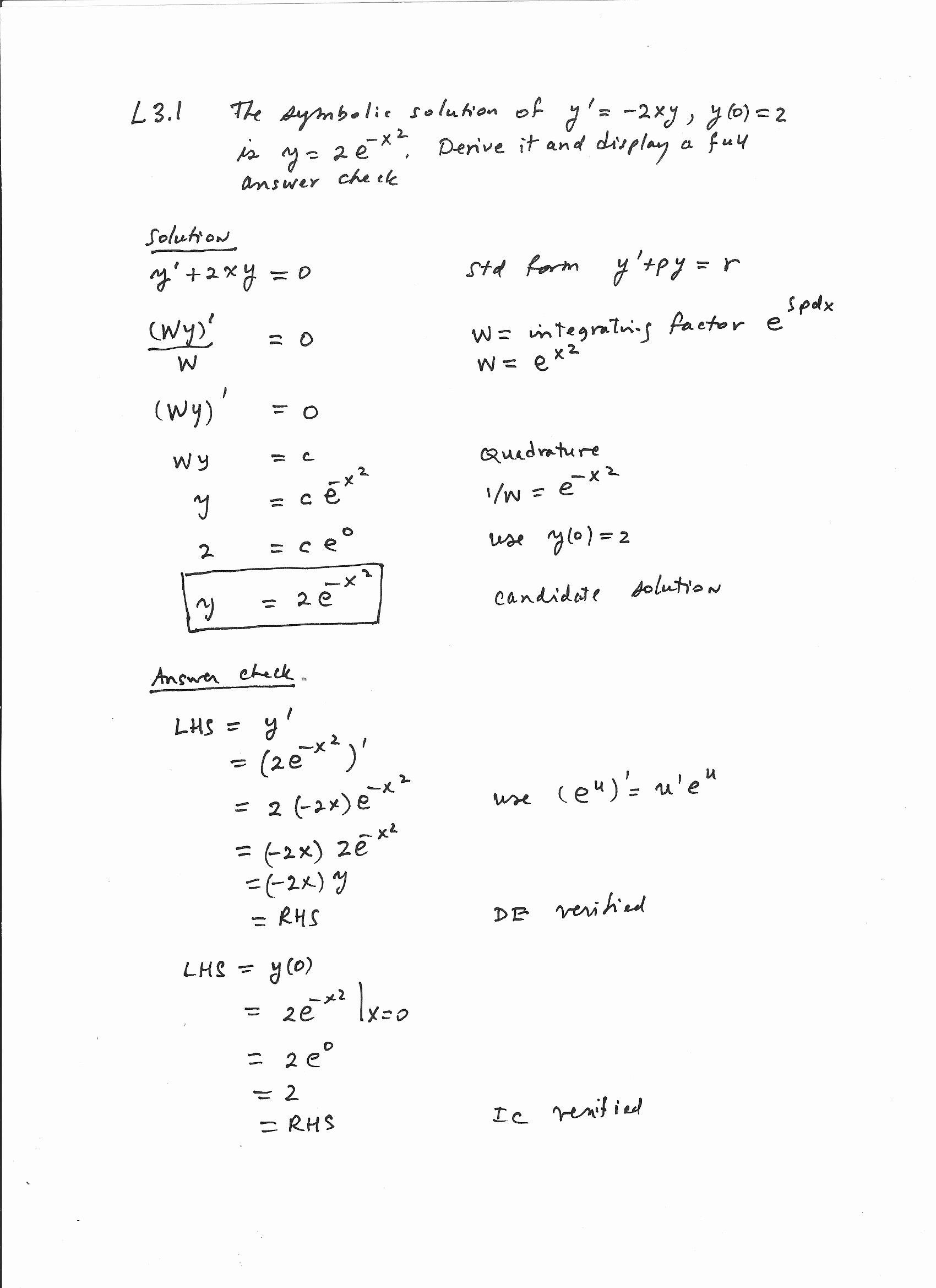 Solve by Elimination Worksheet solving Systems Equations by Elimination Worksheet Worked