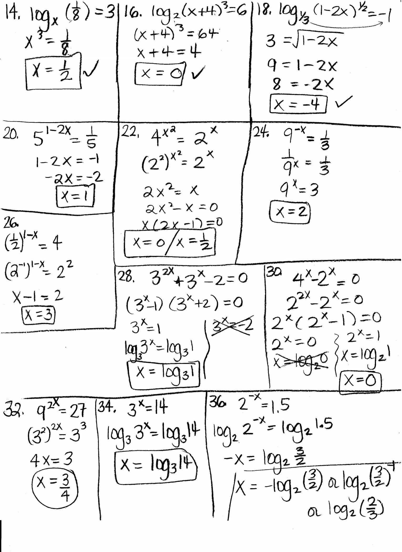 Solving Logarithmic Equations Worksheet Logarithmic Equations Worksheet with Answers Worksheet List