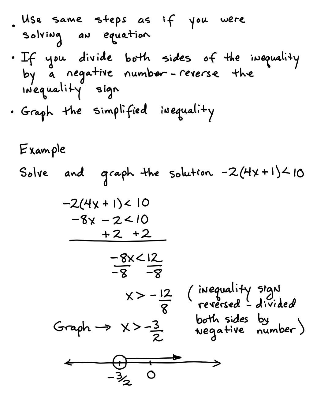 Solving Multi Step Inequalities Worksheet 7th Grade Unit 2 Inequalities Lessons Tes Teach