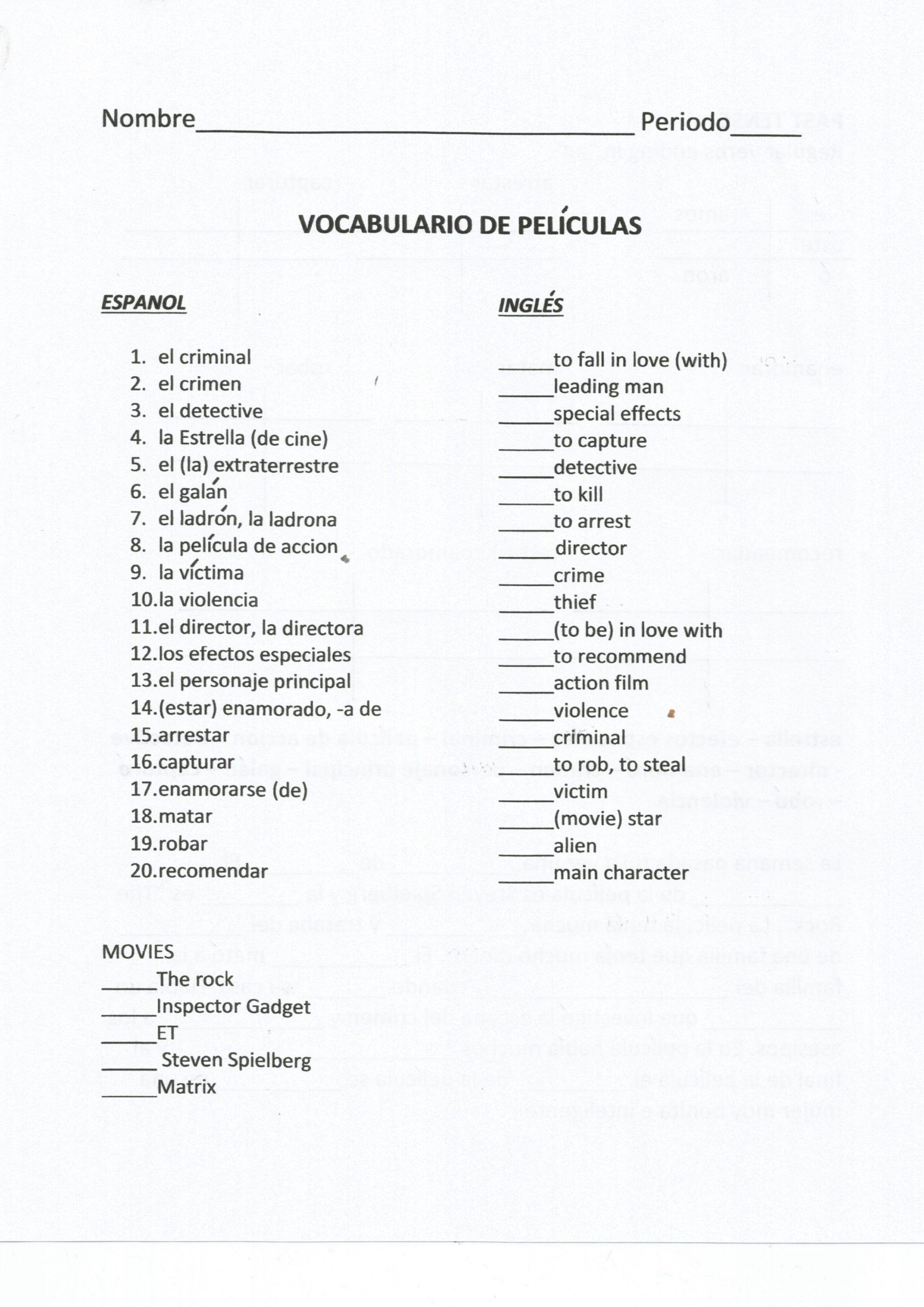 Stem Changing Verbs Worksheet Answers Worksheet 6 9 Preterite Tense Stem Changing Ir Verbs