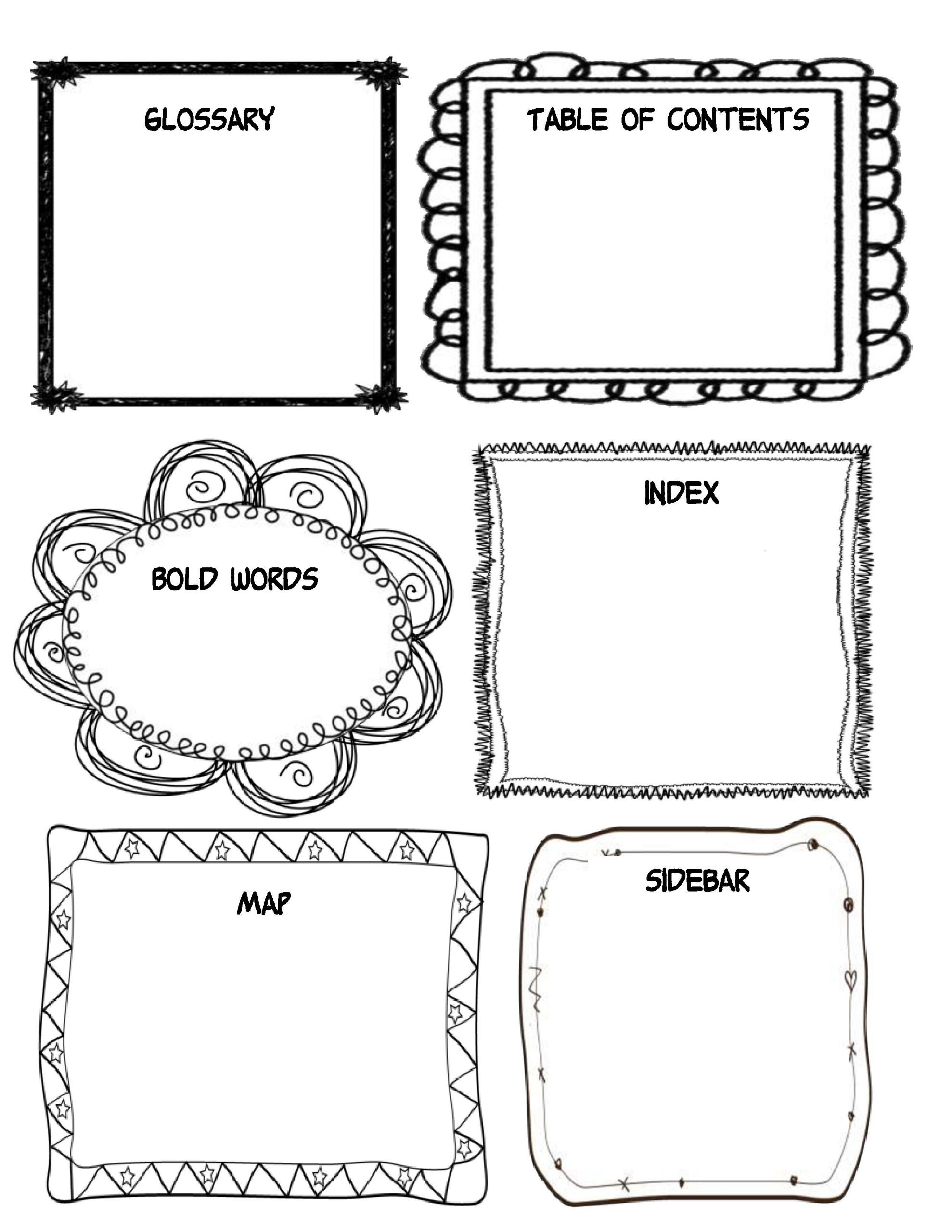 Text Features Worksheet Pdf Navigating Nonfiction Text In the Mon Core Classroom