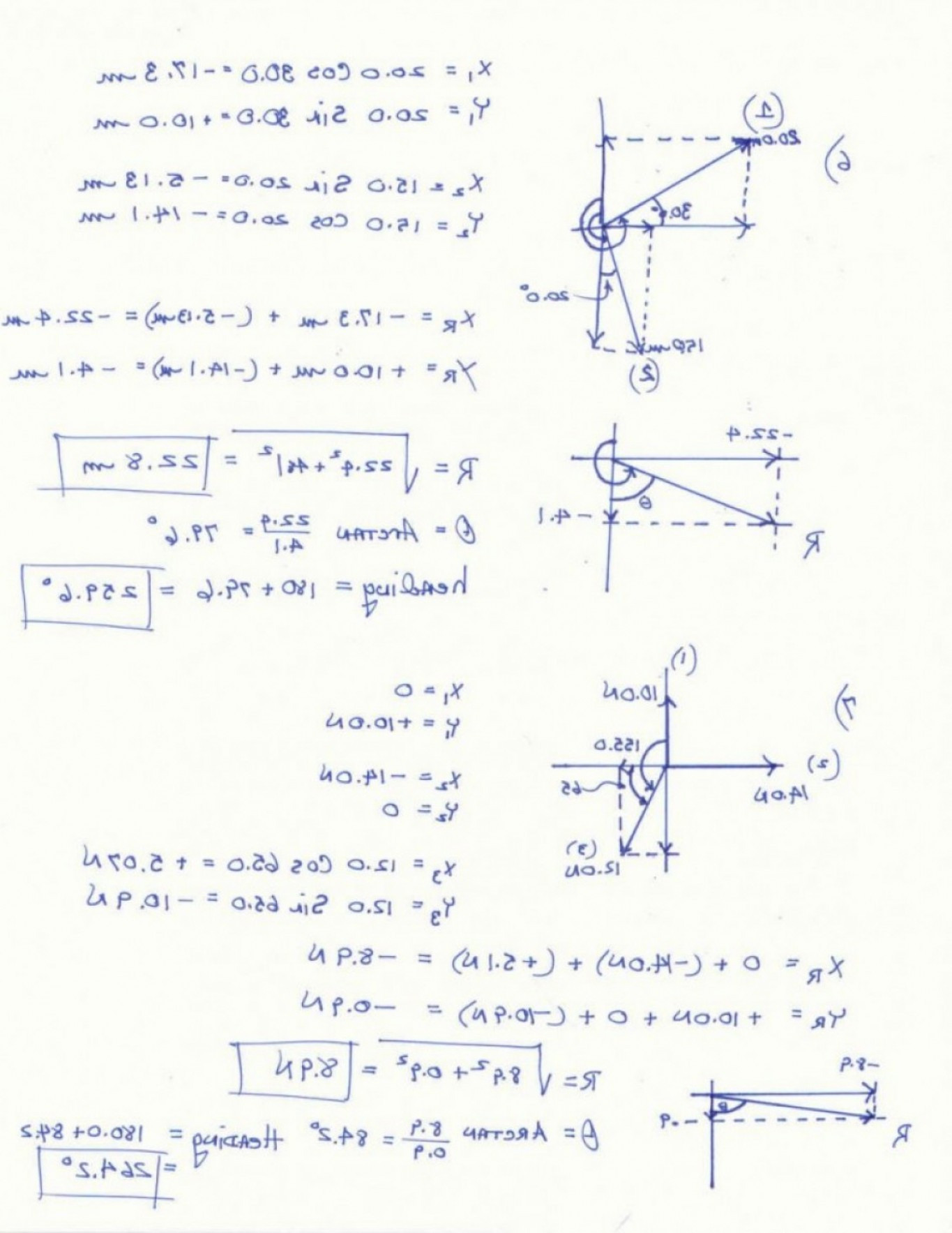 resultant vectors worksheets answers cqrecords 1
