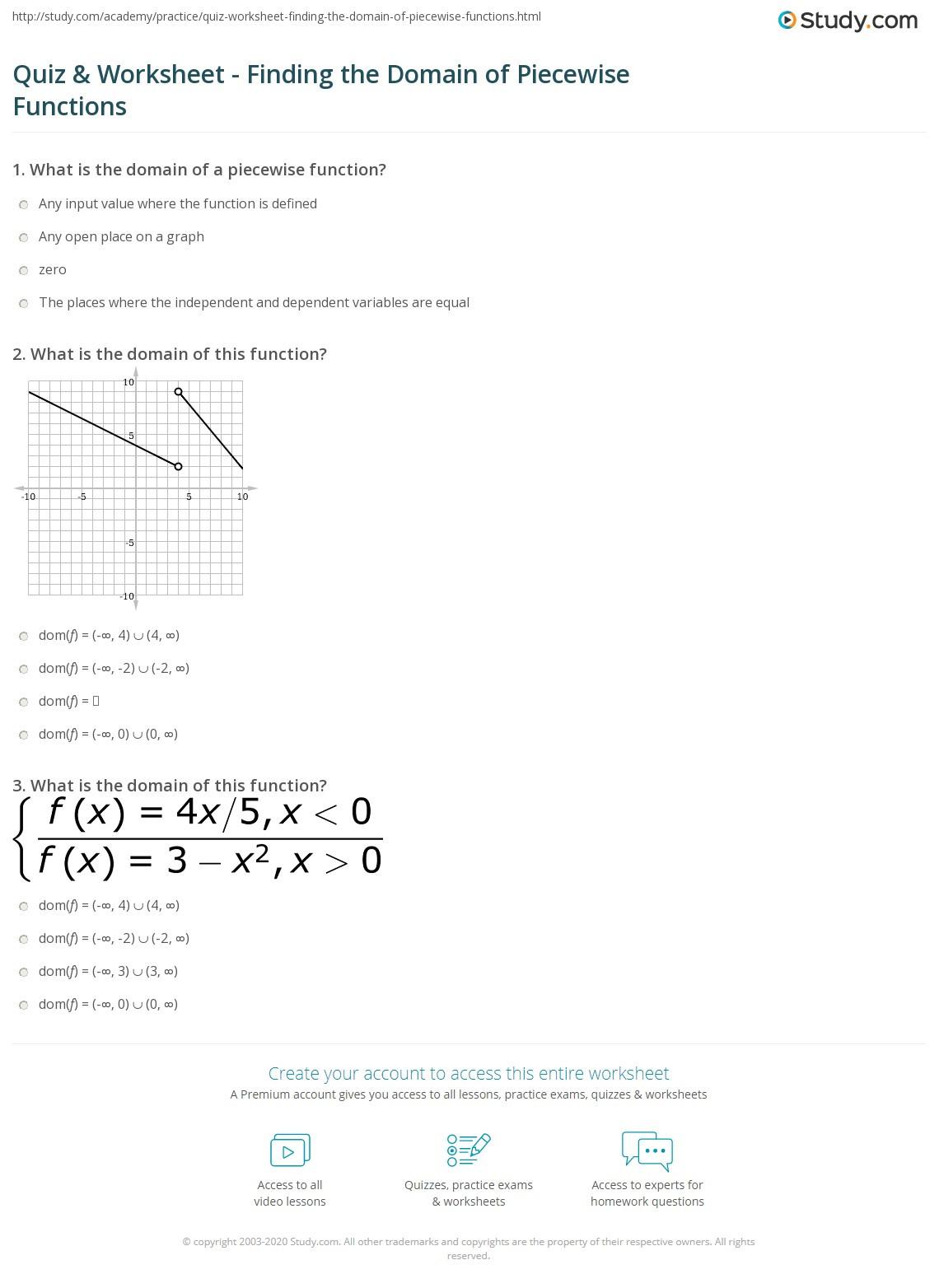Worksheet Piecewise Functions Algebra 2 34 Algebra 2 Yl 44 Graphing Piecewise Functions Worksheet